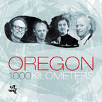 1000 Kilometers by Oregon cover
