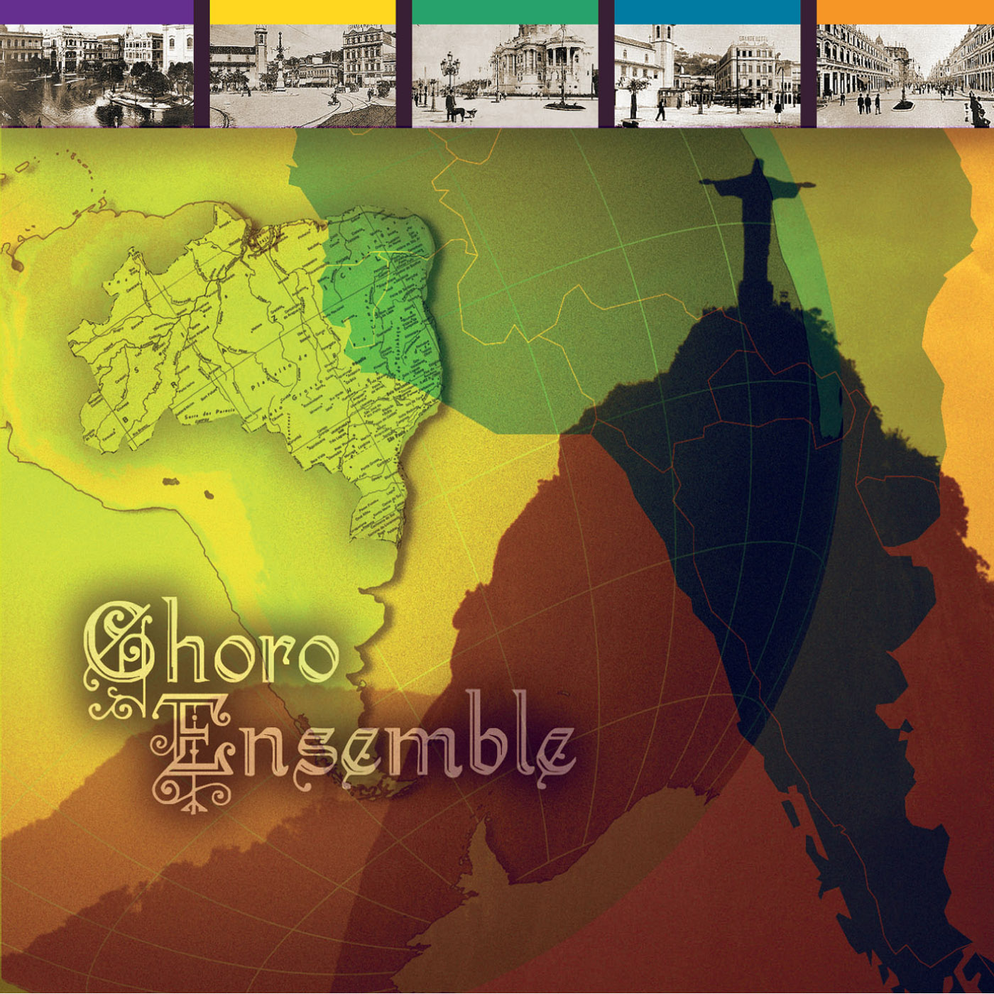 Choro Ensemble by Choro Ensemble cover