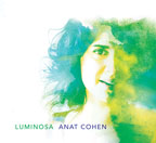Luminosa  by Anat  Cohen cover