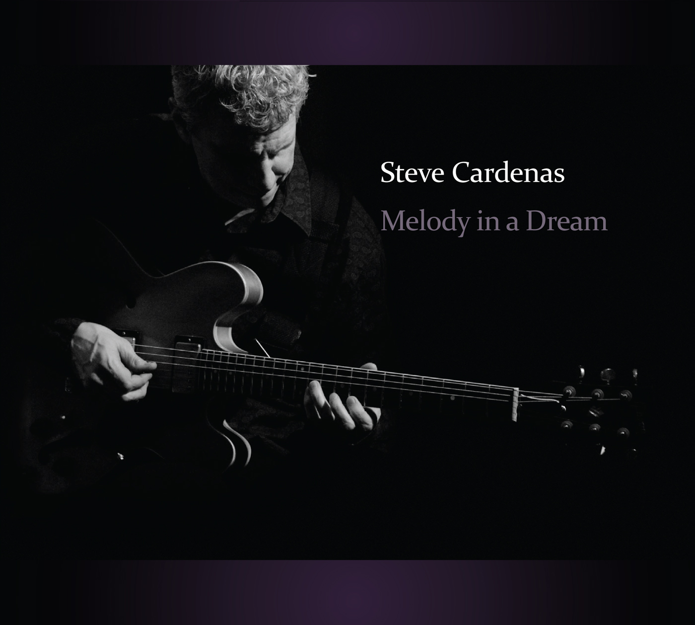 Melody in a Dream  by Steve  Cardenas cover