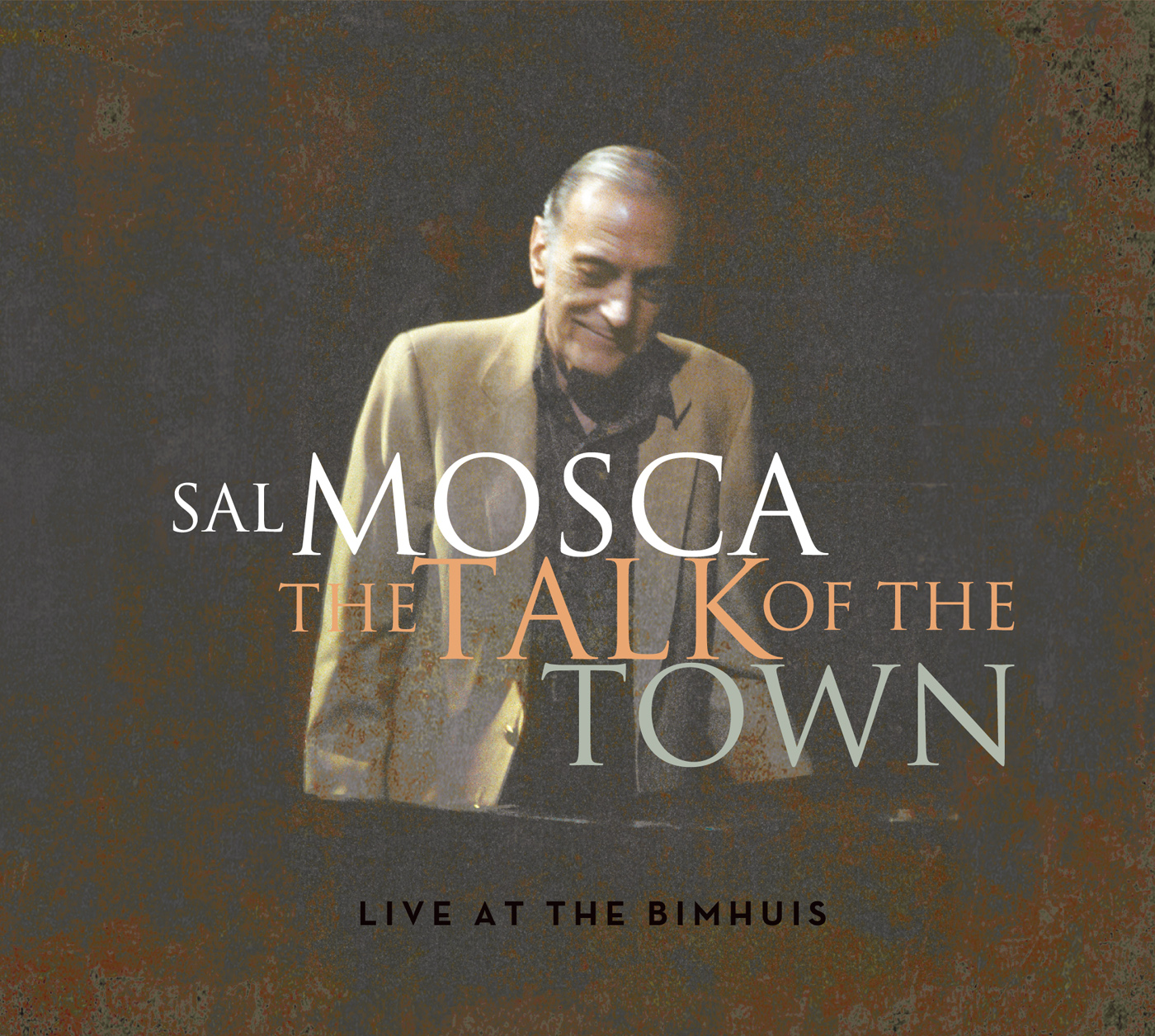 The Talk of the Town  by Sal  Mosca cover