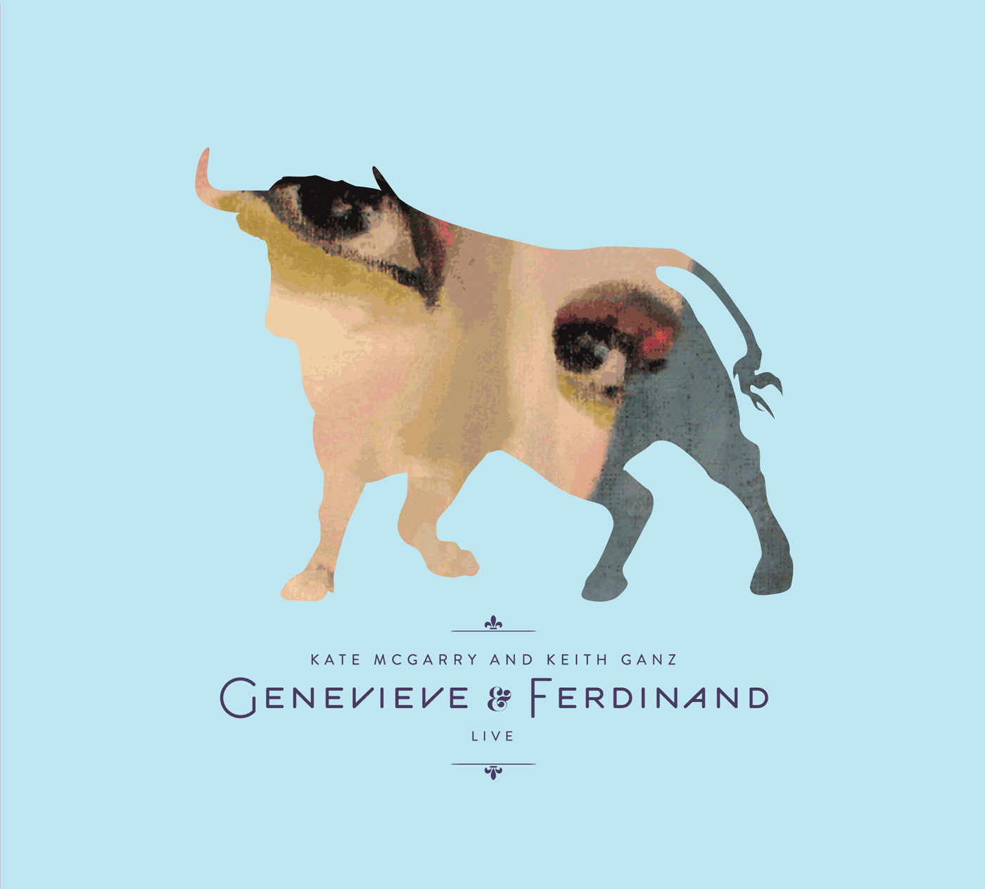 Genevieve & Ferdinand  by Kate  McGarry cover