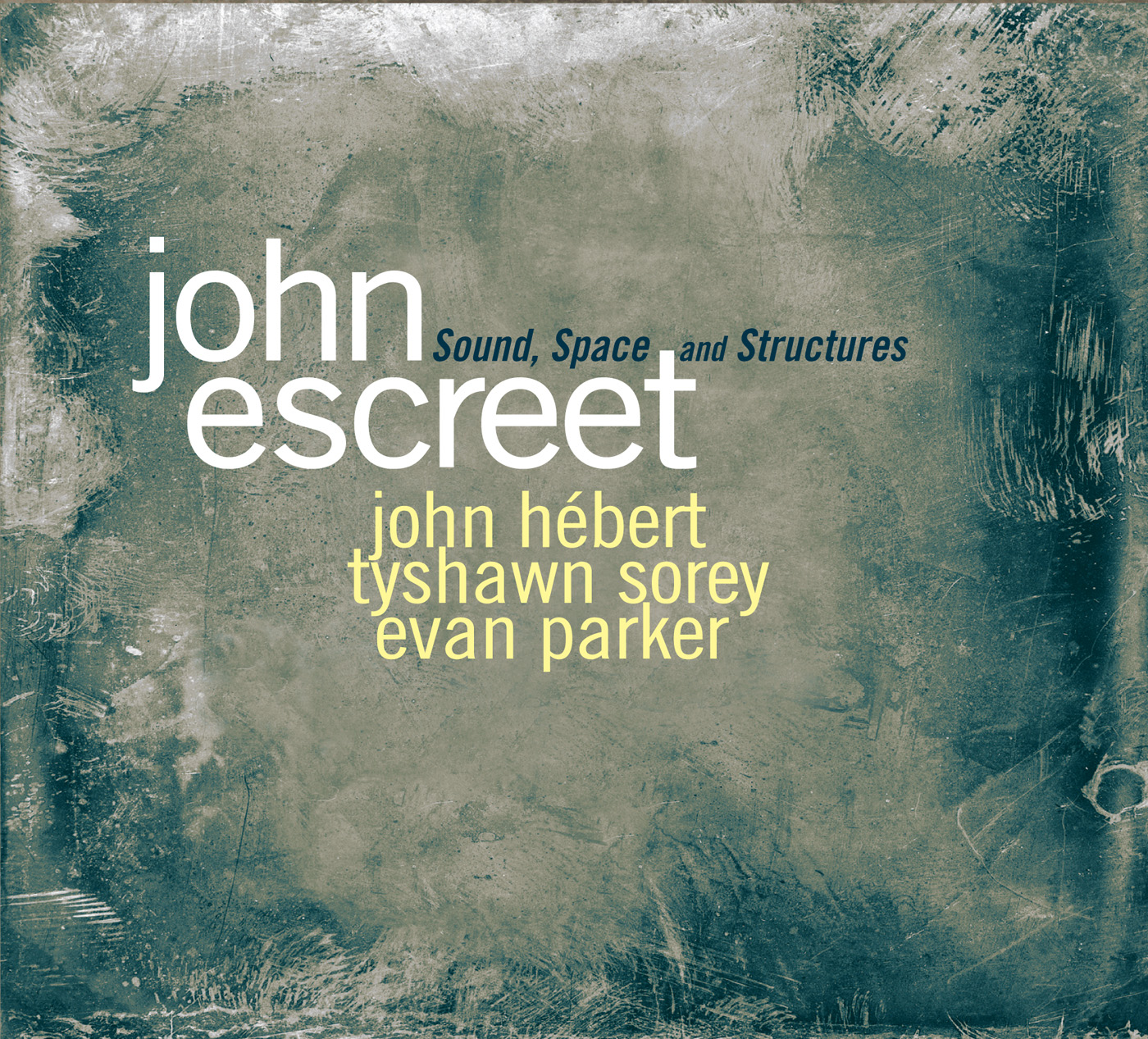 Sound, Space and Structures  by John  Escreet cover