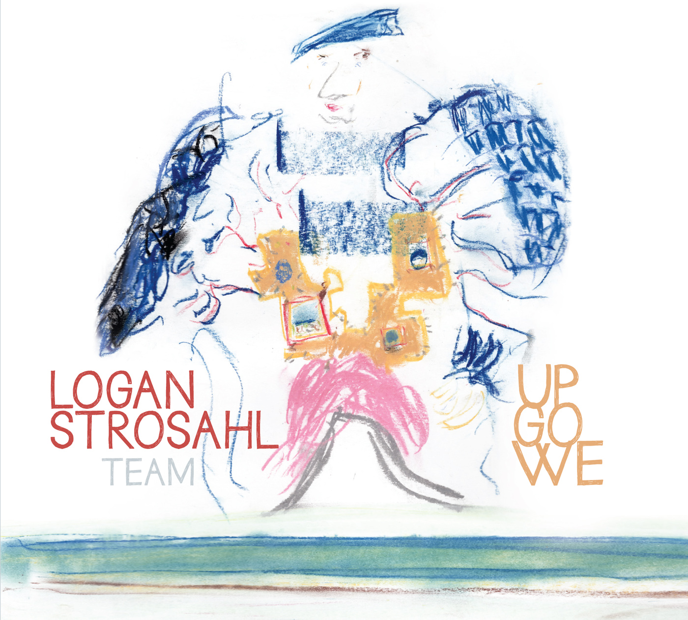 Up Go We  by Logan  Strosahl cover