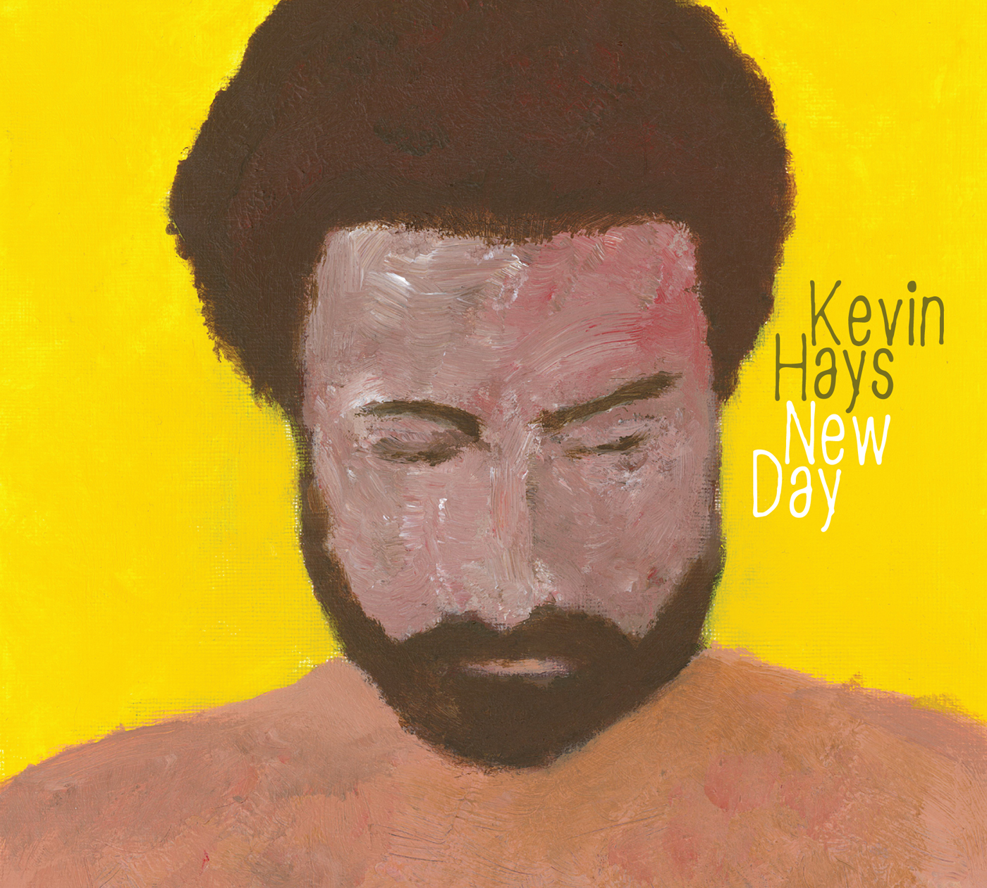 New day  by Kevin  Hays cover