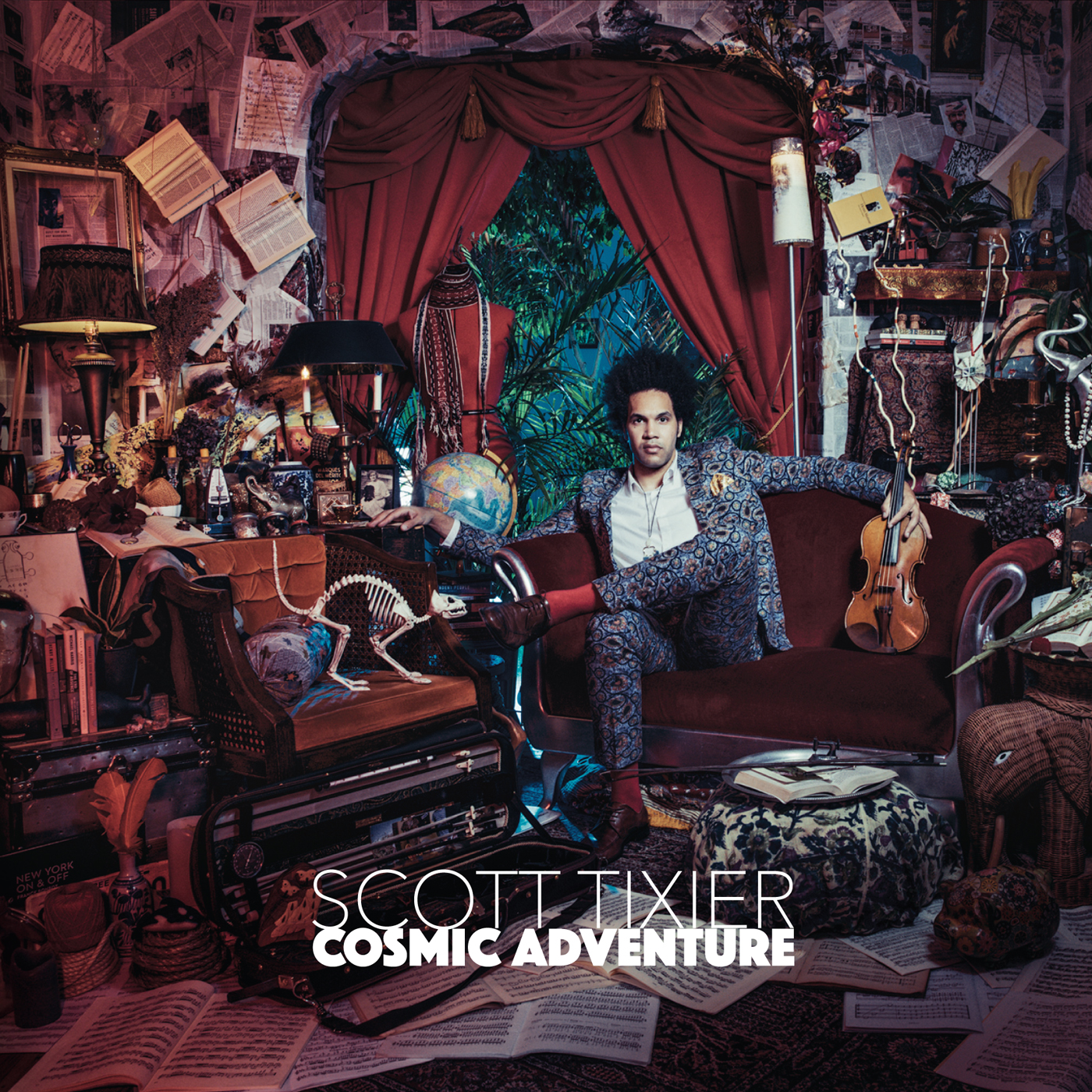 Cosmic Adventure  by Scott  Tixier cover