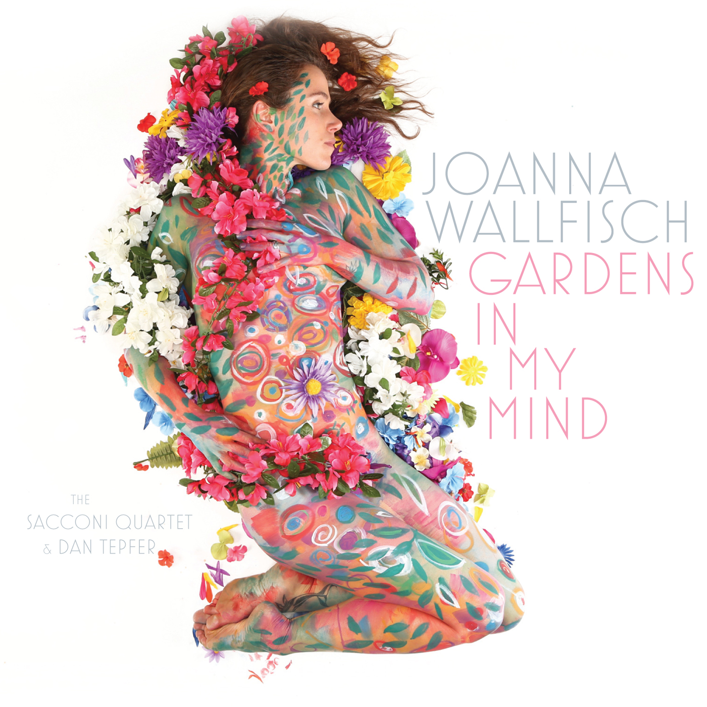 Gardens In My Mind  by Joanna  Wallfisch cover
