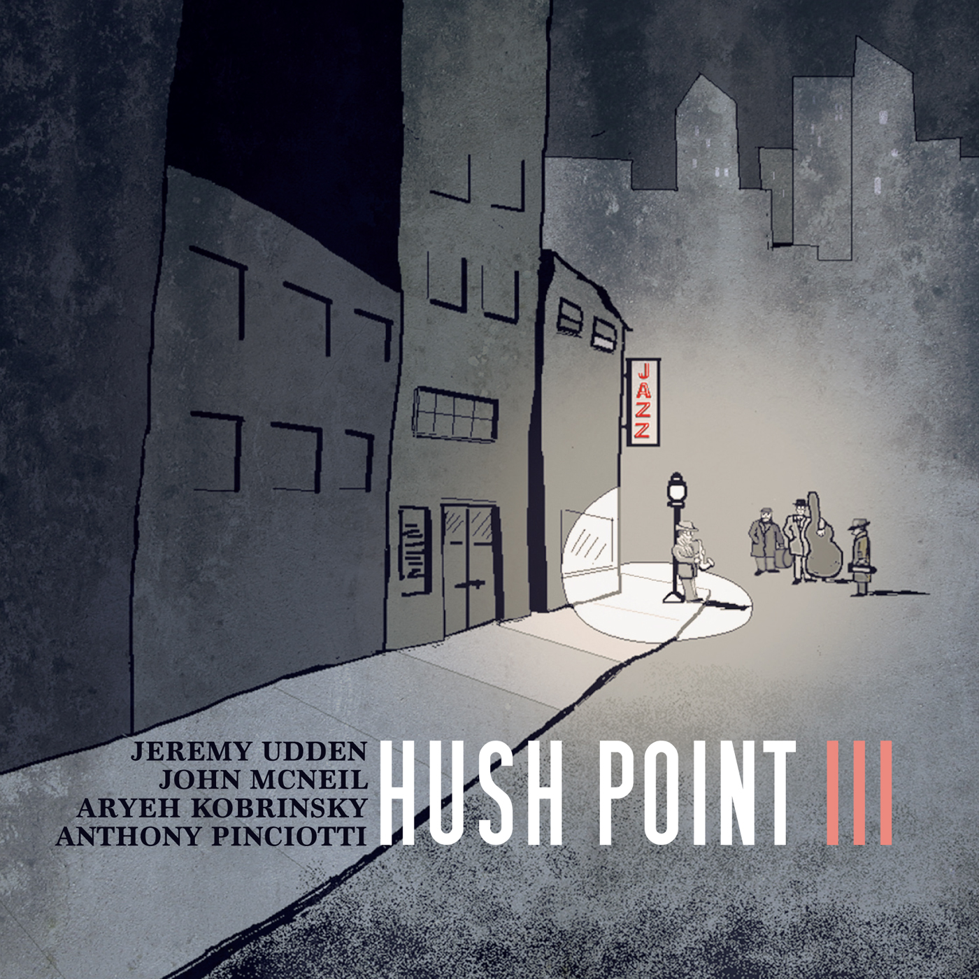 Hush Point III  by   Hush Point cover