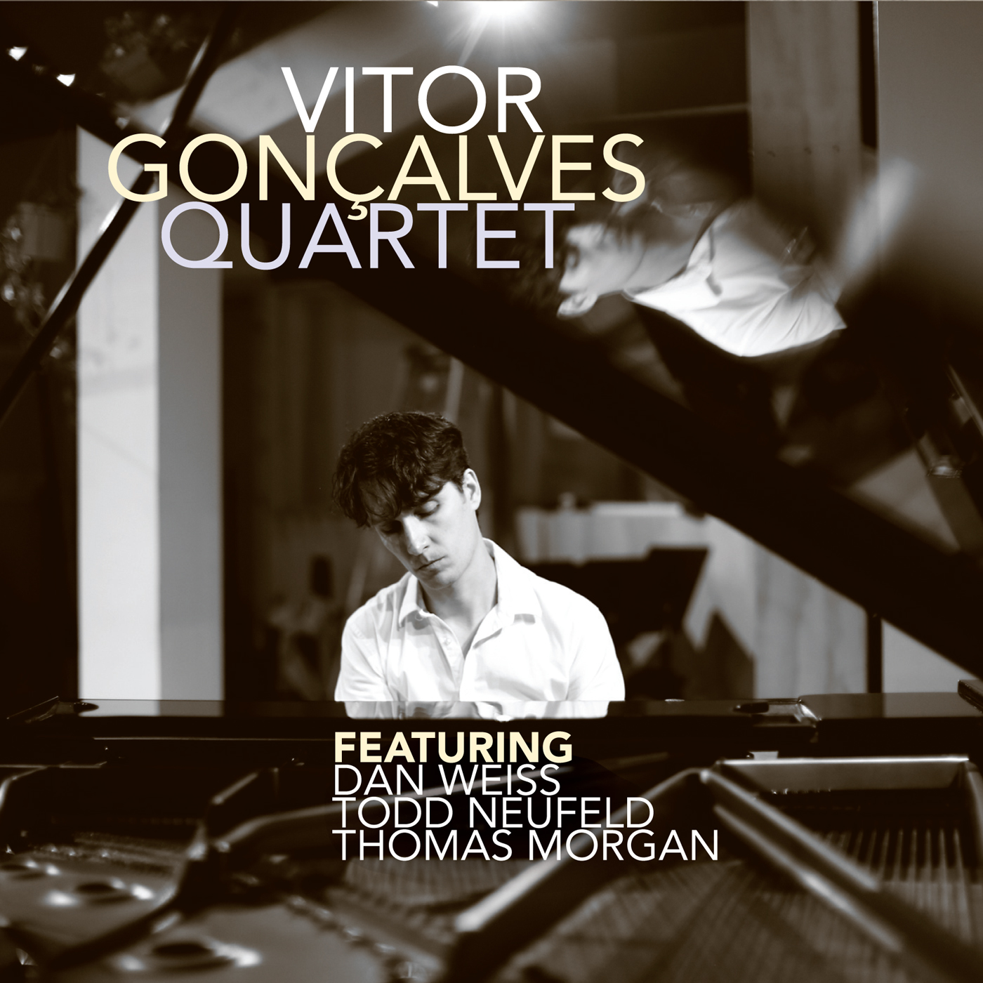 Vitor Goncalves Quartet  by Vitor  Goncalves cover