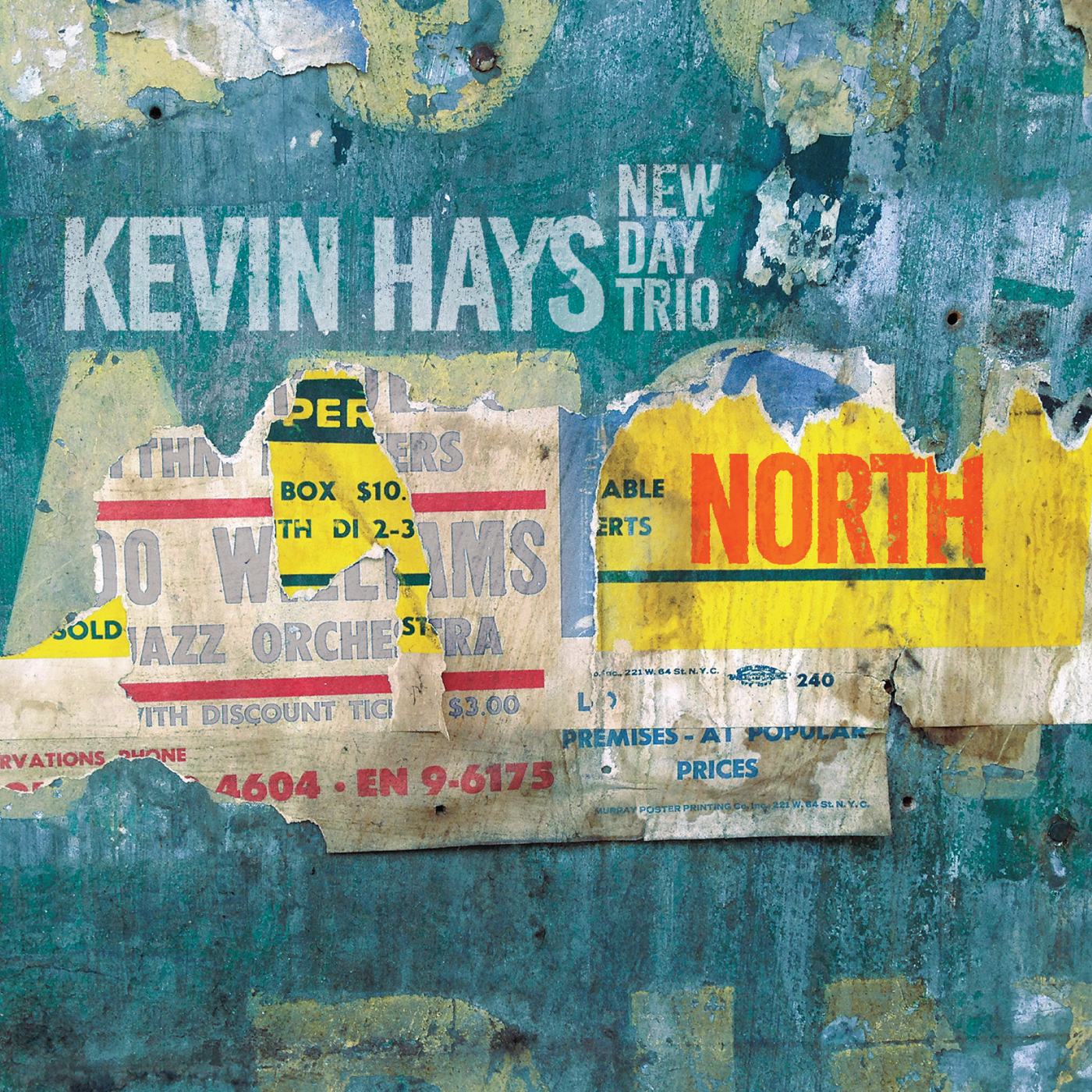 North  by Kevin  Hays cover