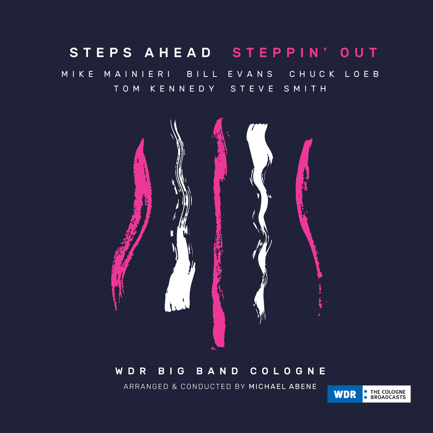 Steppin\' Out  by   Steps Ahead cover