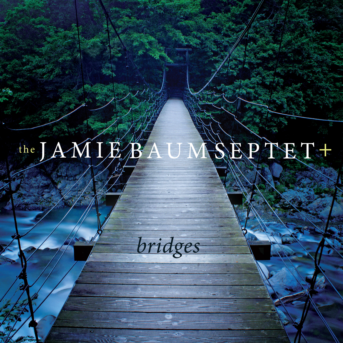 Bridges  by Jamie  Baum cover