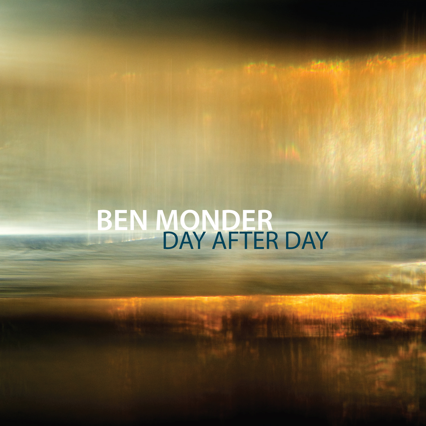 Day After Day  by Ben  Monder cover