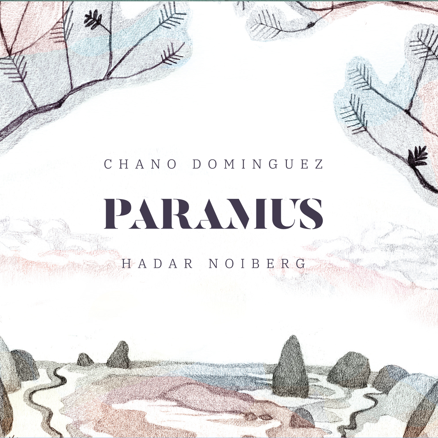 Paramus  by Chano  Dominguez cover