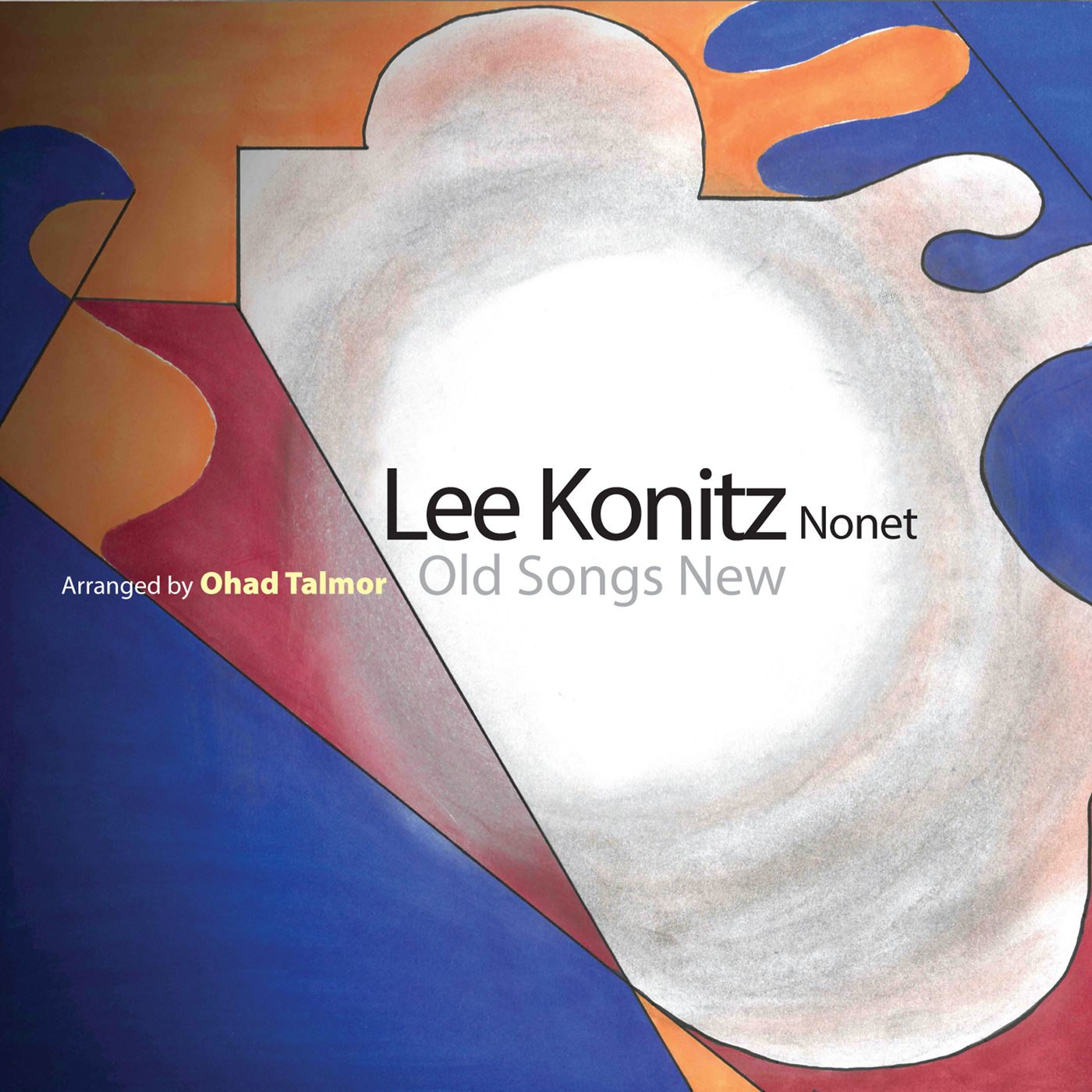 Old Songs New  by Lee  Konitz cover