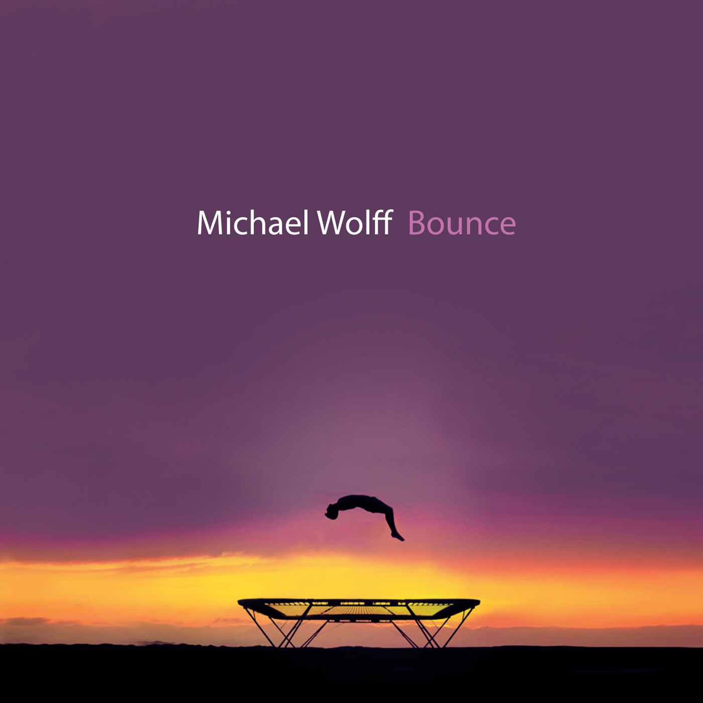 Bounce  by Michael  Wolff cover