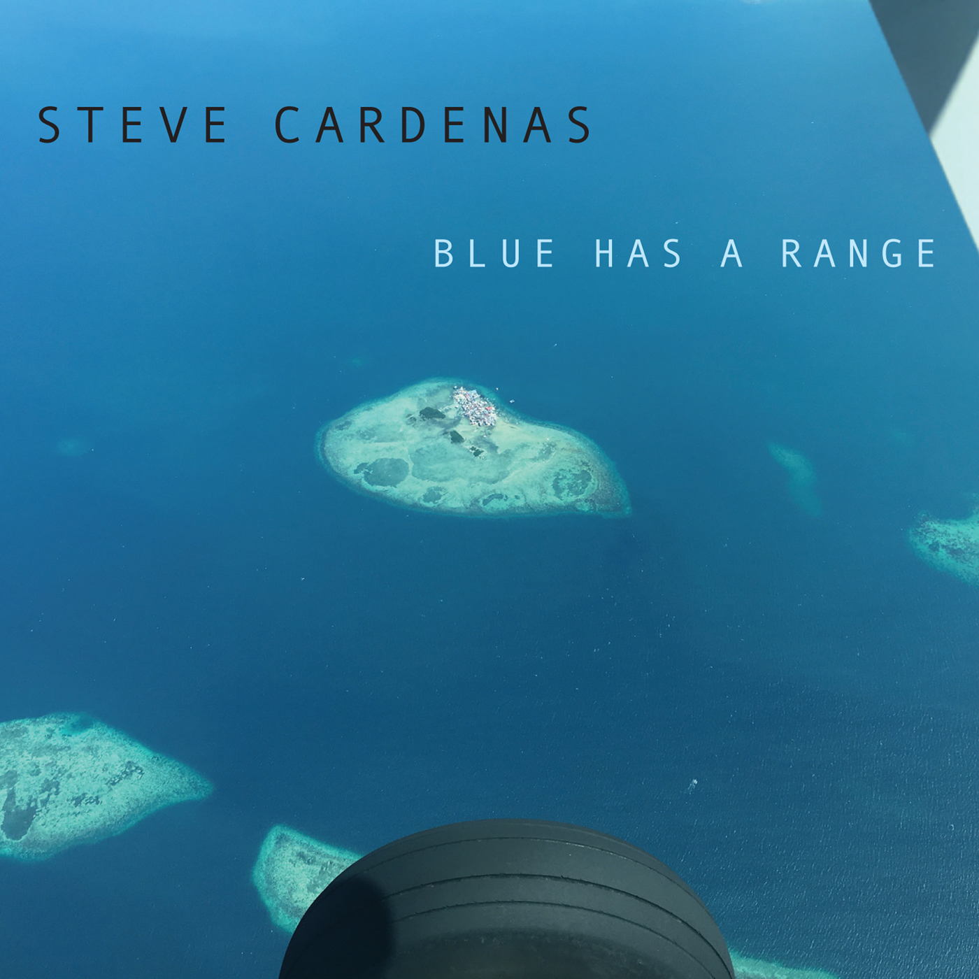 Blue Has a Range  by Steve  Cardenas cover