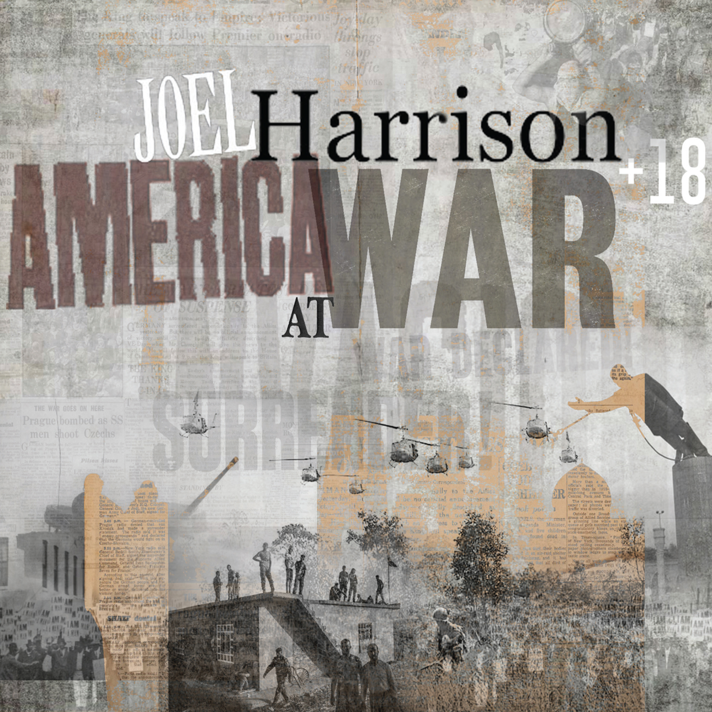 America At War  by Joel  Harrison cover