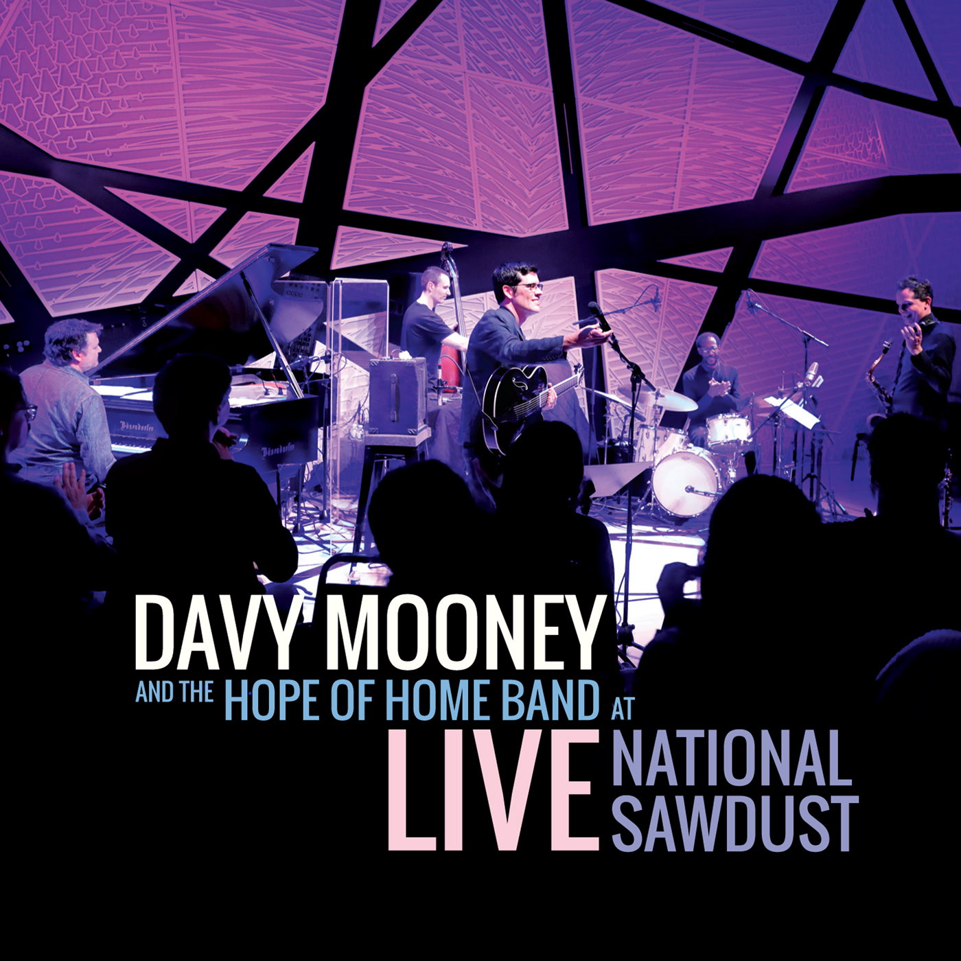 Live At National Sawdust  by Davy  Mooney cover
