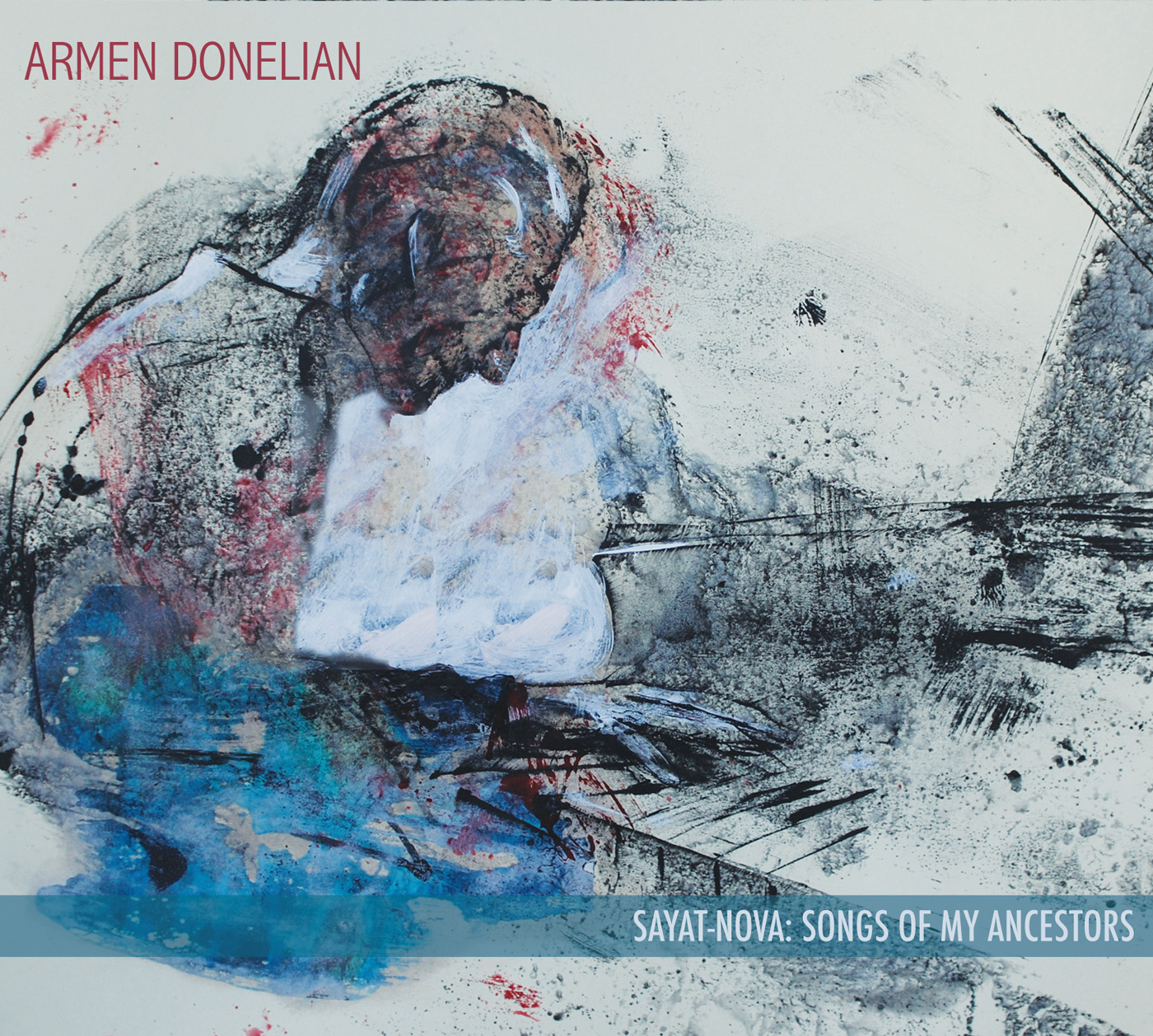 Sayat-Nova: Songs of My Ancestors  by Armen  Donelian cover