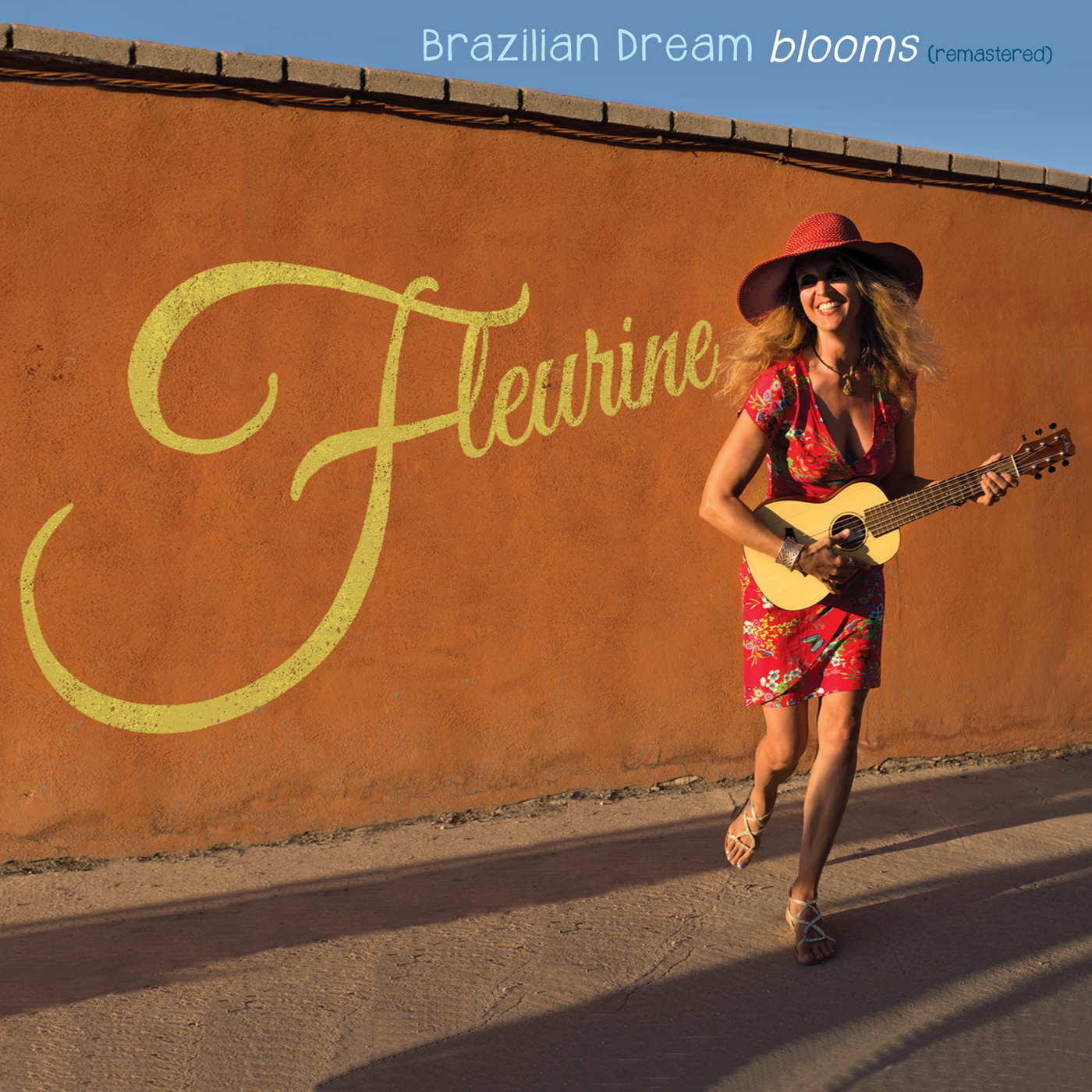 Brazilian Dream Blooms (Remastered)  by   Fleurine cover