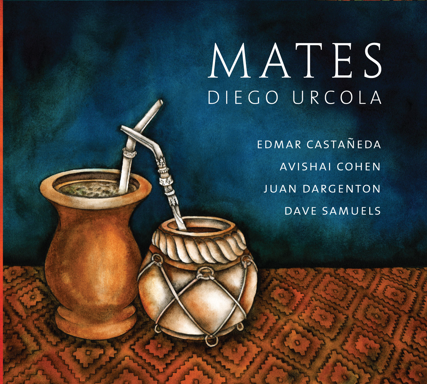 Mates  by Diego  Urcola cover