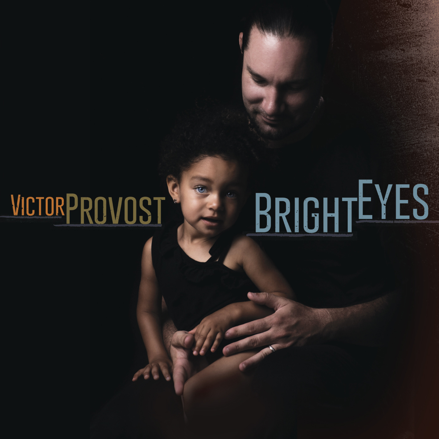 Bright Eyes  by Victor  Provost cover