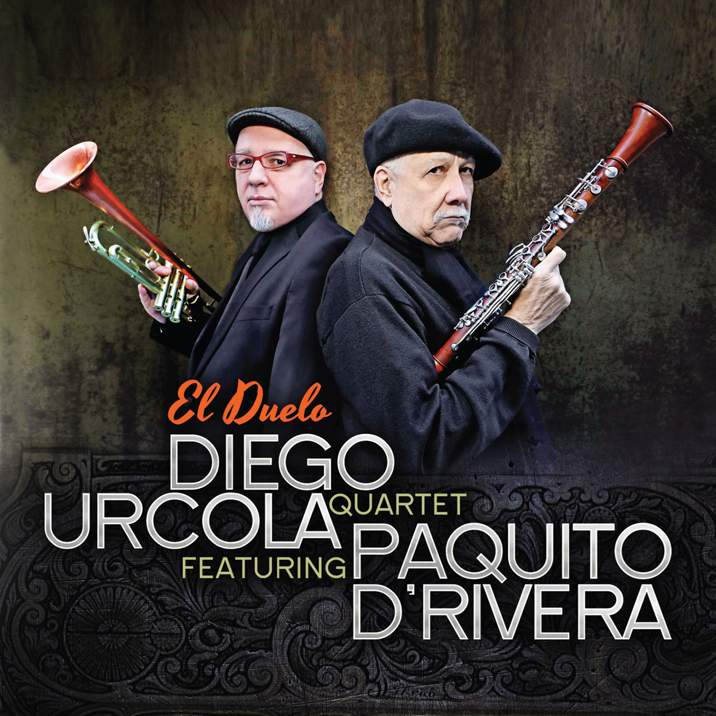 El Duelo  by Diego  Urcola cover