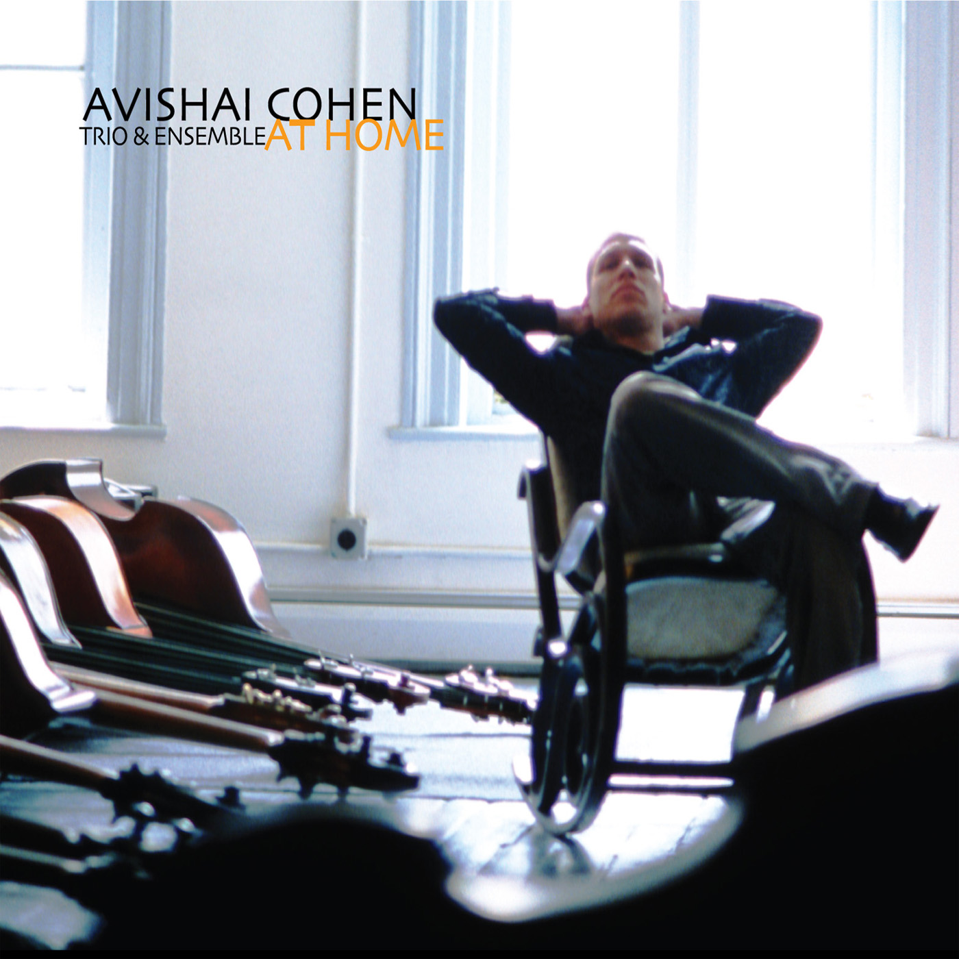 At Home  by Avishai  Cohen cover