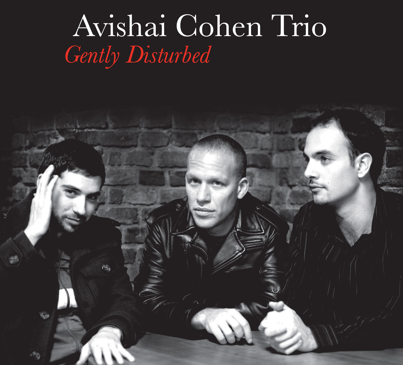 Gently Disturbed  by Avishai  Cohen cover