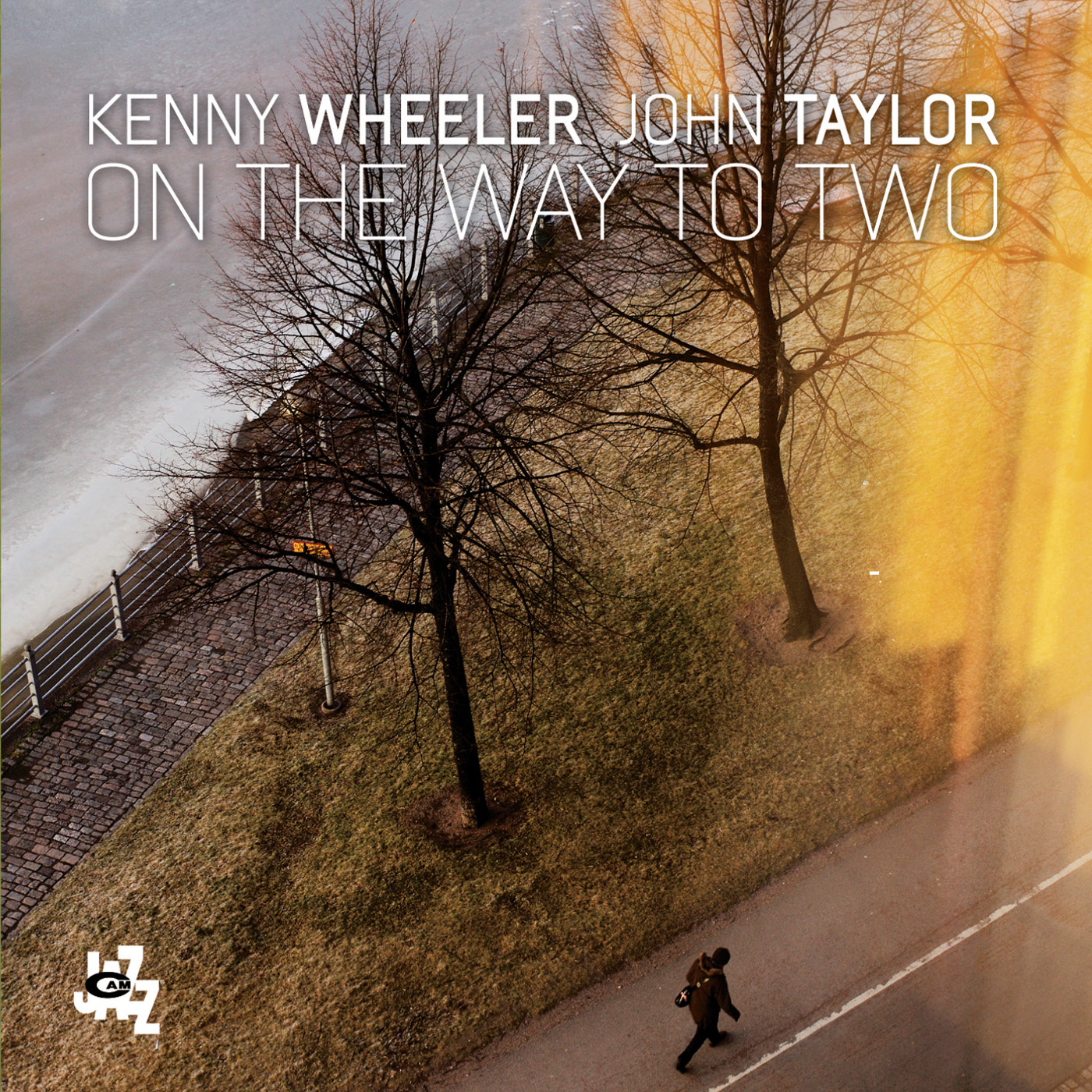 On the Way to Two  by Kenny  Wheeler cover