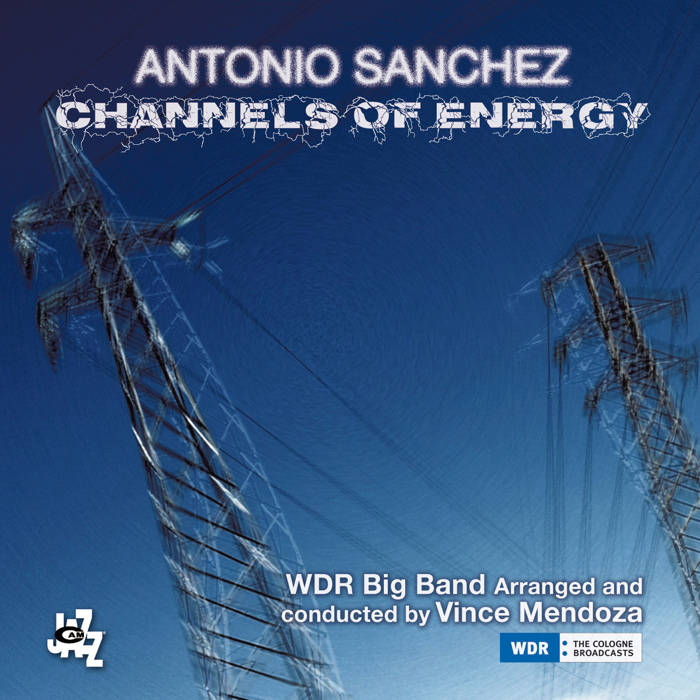 Channels of Energy  by Antonio  Sanchez cover