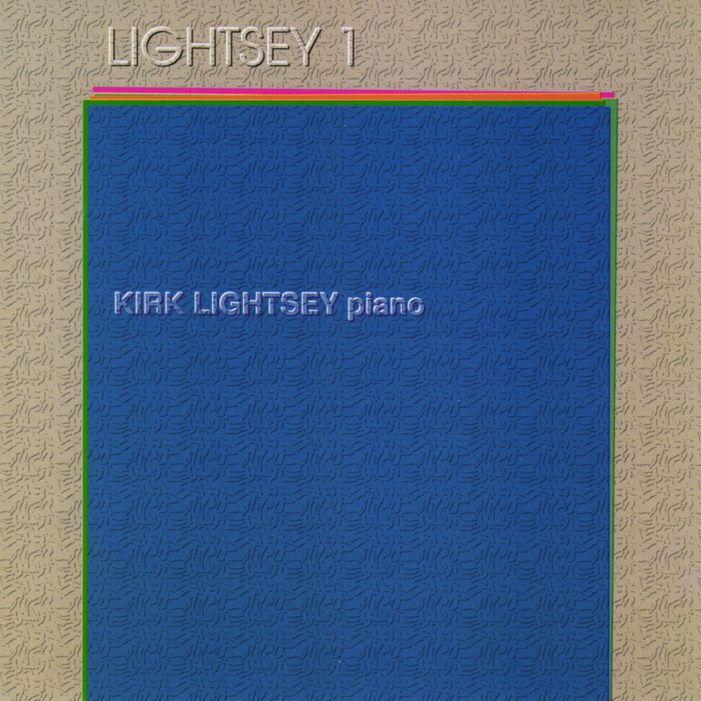 Lightsey 1 by Kirk Lightsey cover