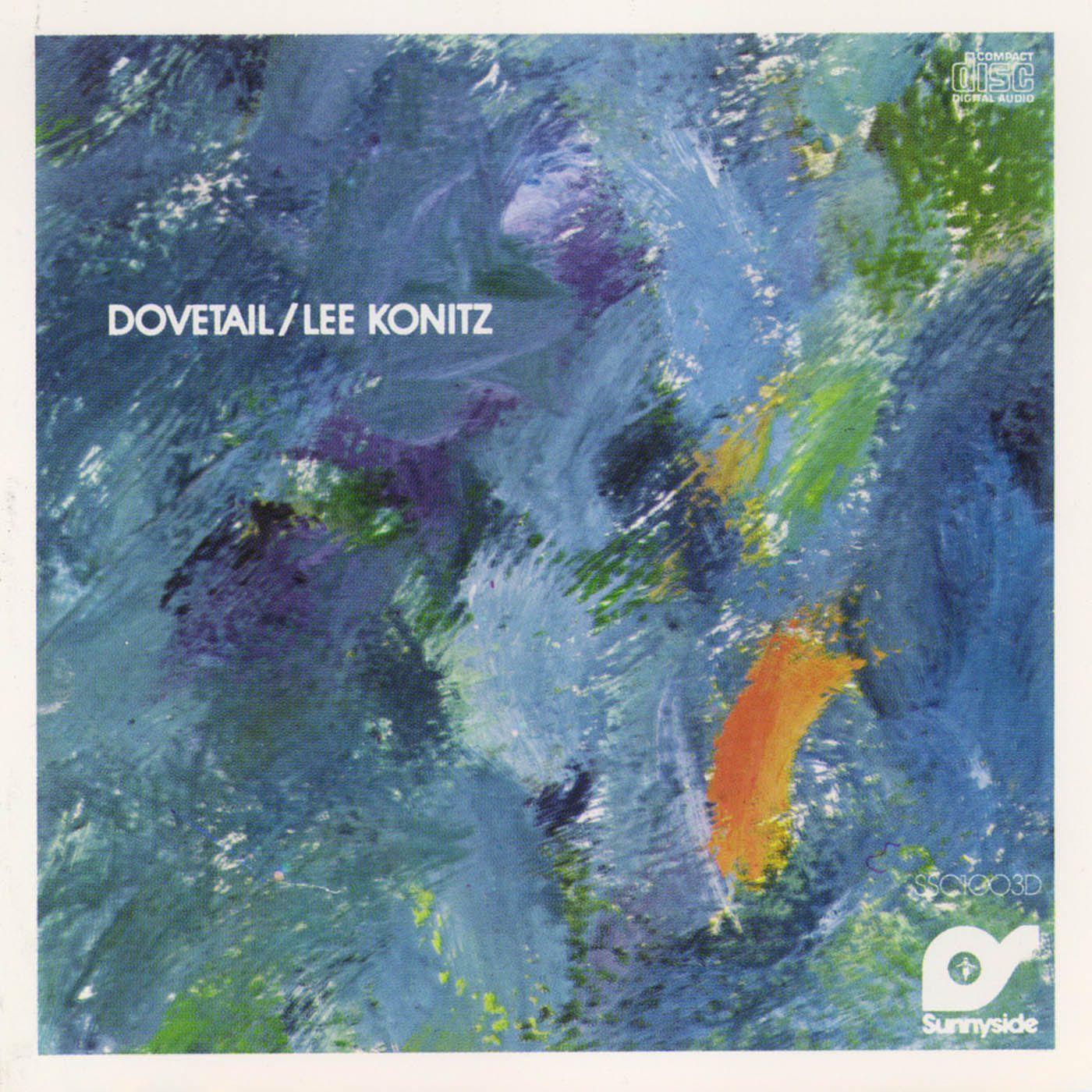 Dovetail by Lee Konitz cover
