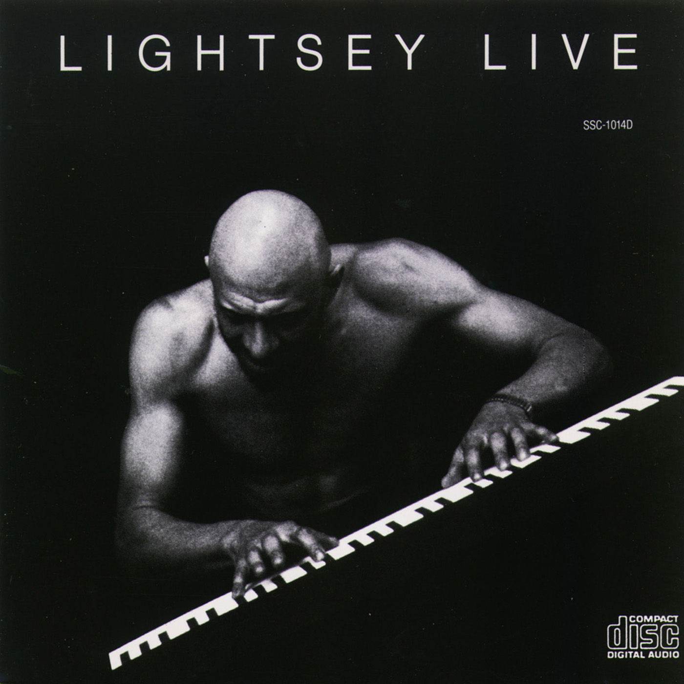 Lightsey Live by Kirk Lightsey cover