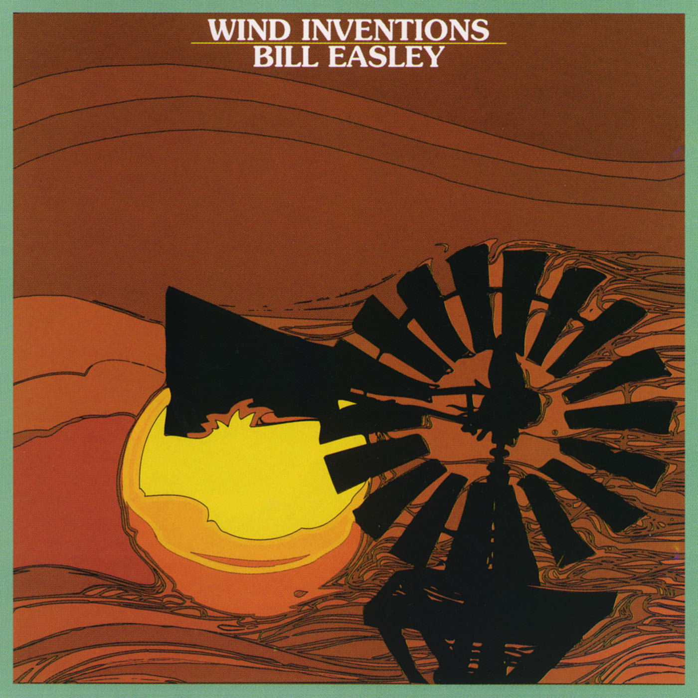 Wind Inventions by Bill Easley cover