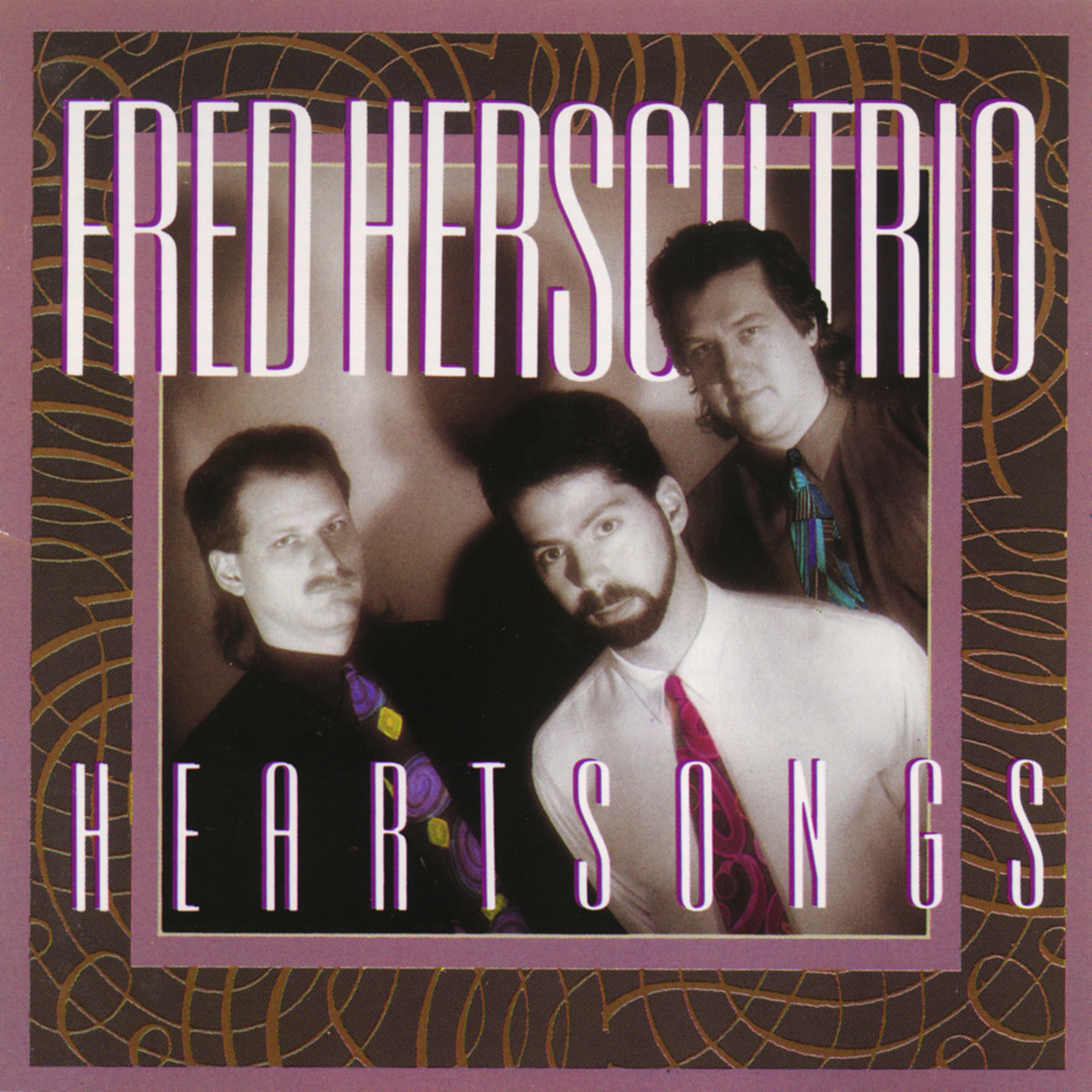 Heartsongs by Fred Hersch Trio cover