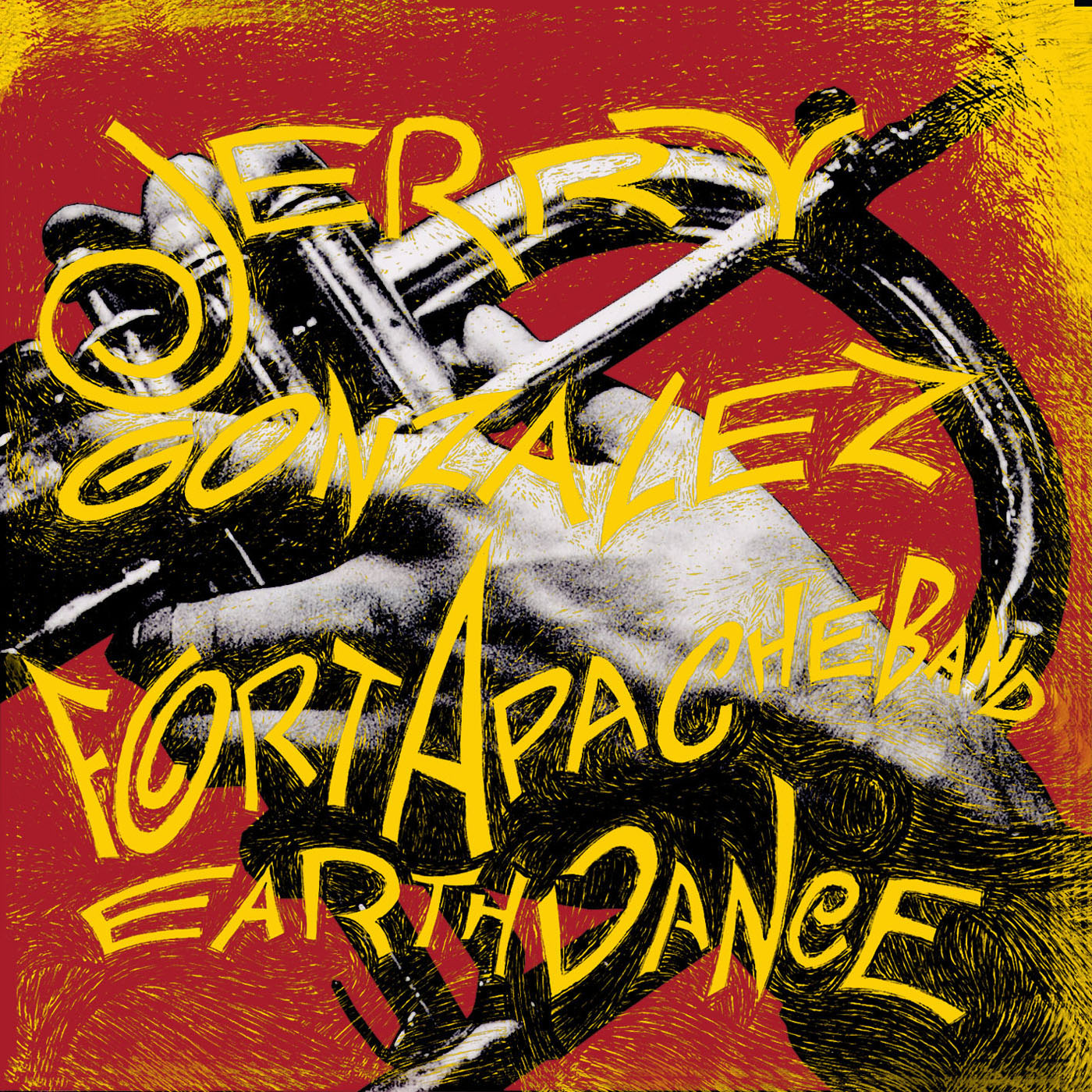 Earthdance by Jerry Gonzalez & The Fort Apache Band cover