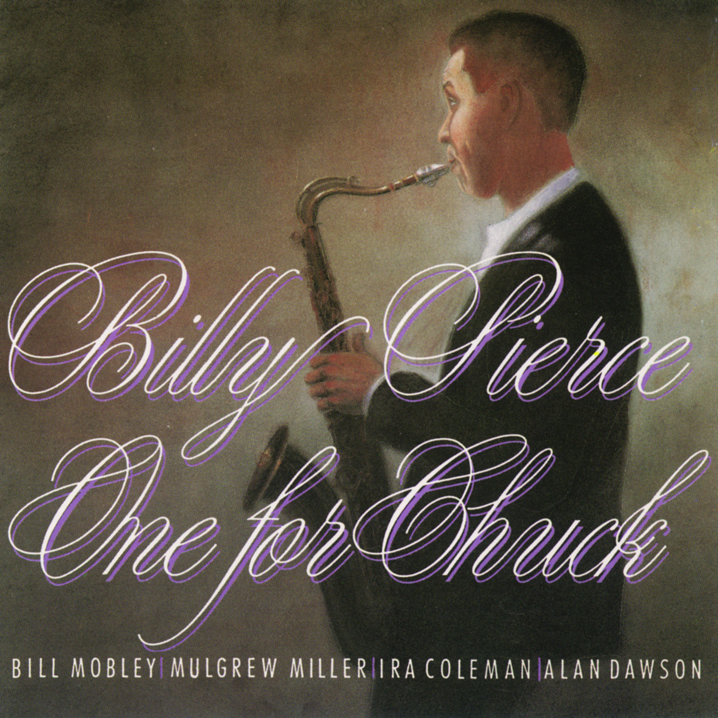 One For Chuck by Billy Pierce cover