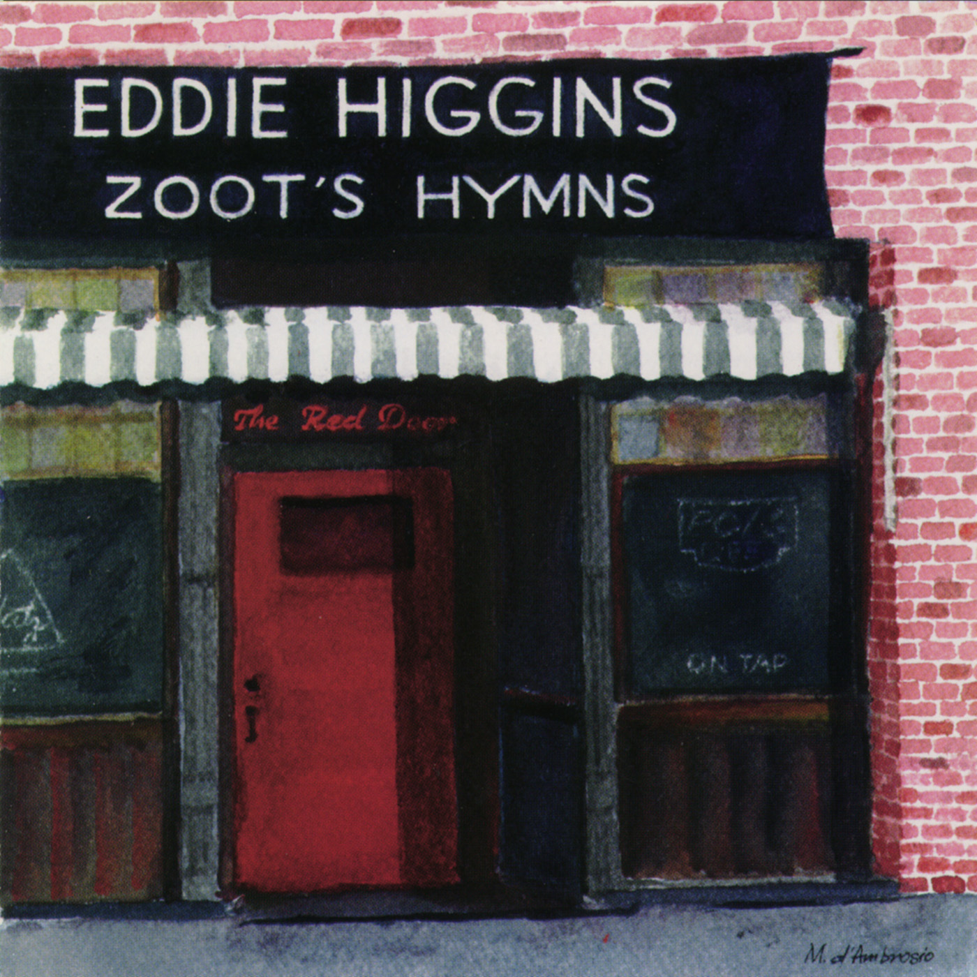 Zoot'S Hymns by Eddie Higgins cover