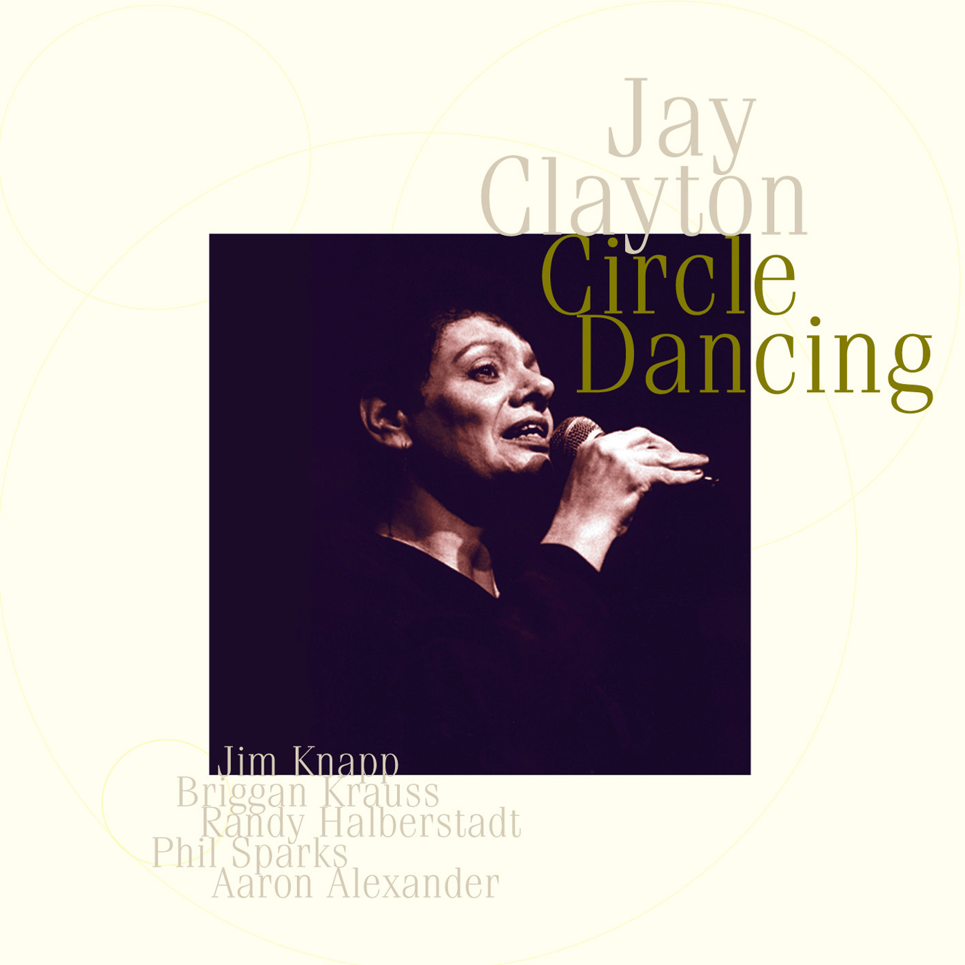 Circle Dancing by Jay Clayton cover