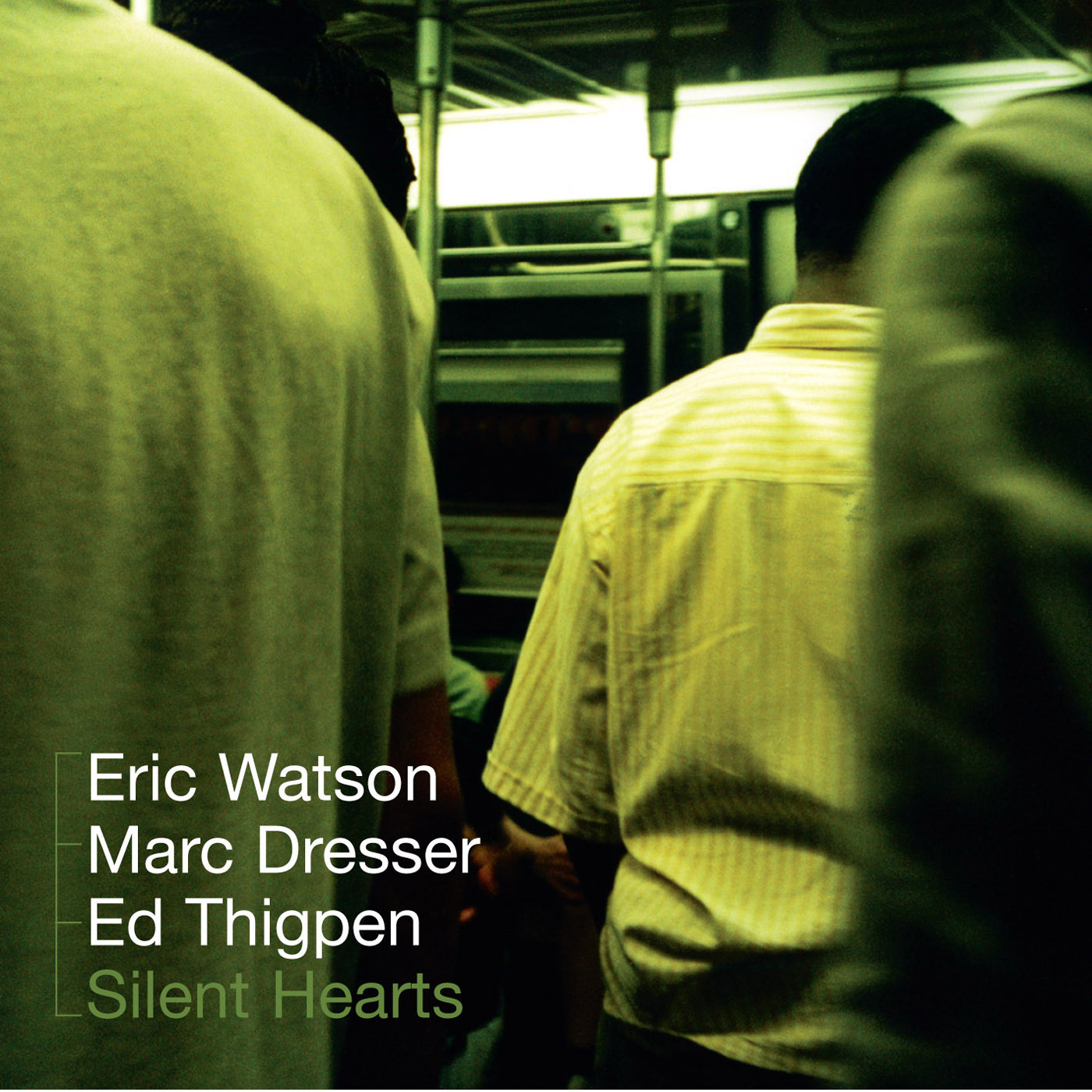 Silent Hearts by Eric Watson cover
