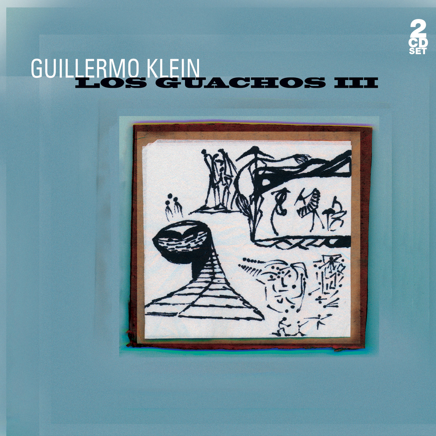 Los Guachos III by Guillermo Klein cover