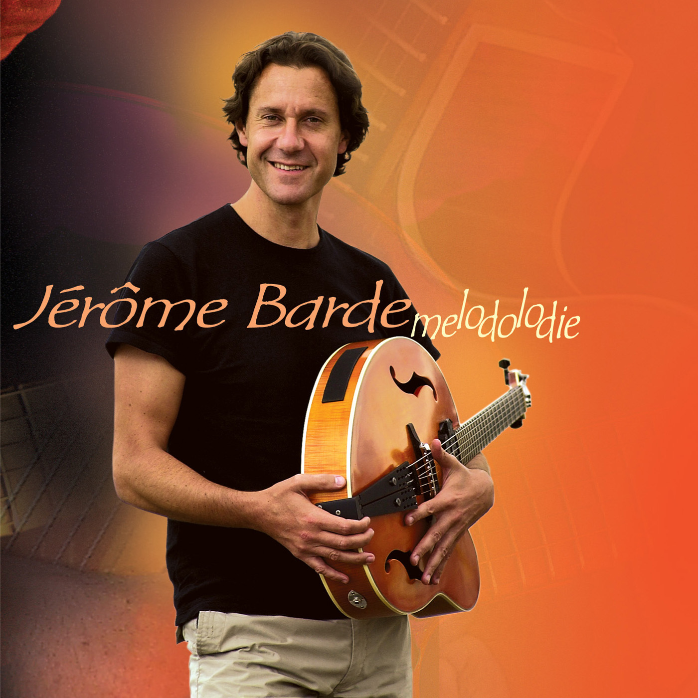 Melodolodie  by Jerome Barde cover