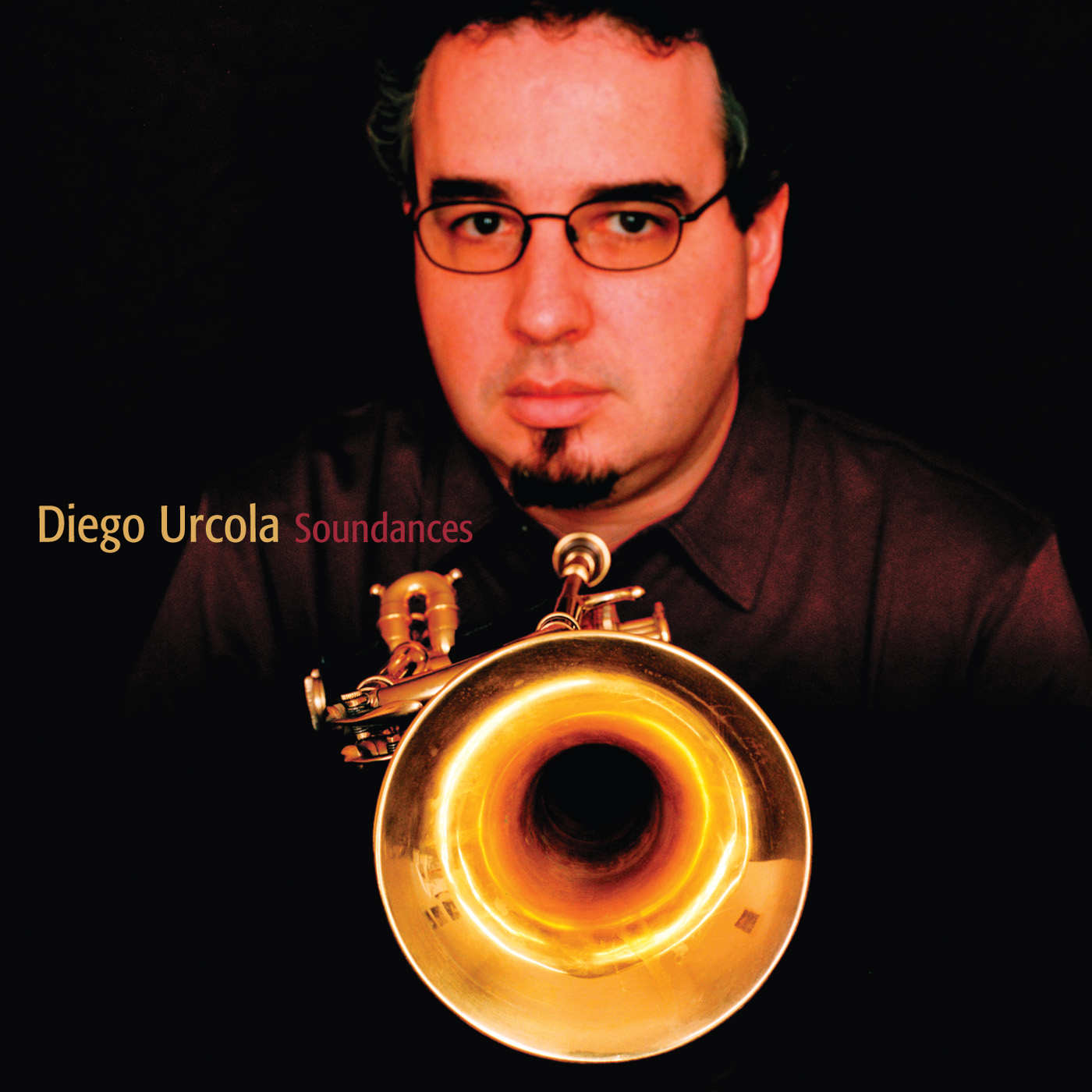 Soundances by Diego Urcola cover