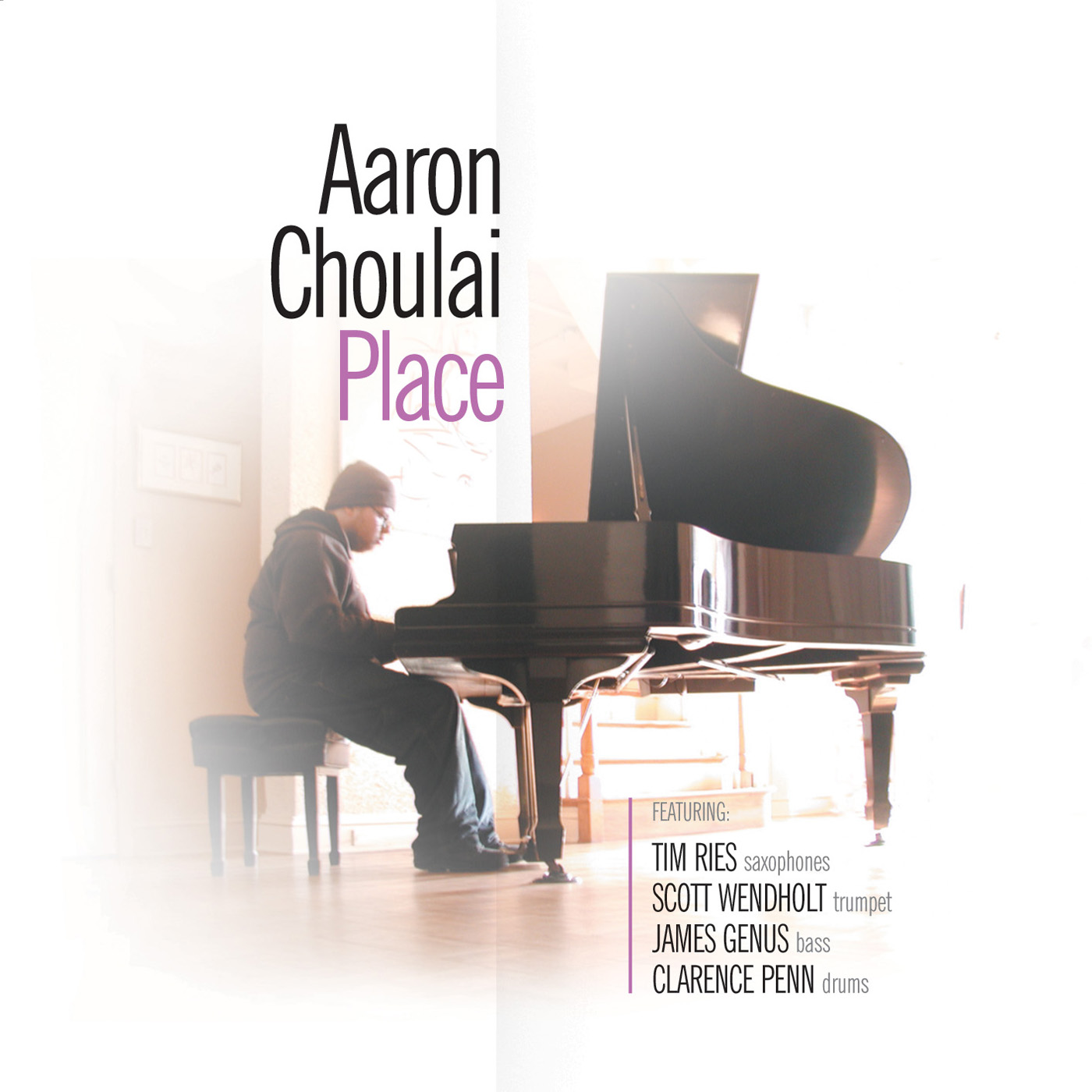 Places by Aaron Choulai cover