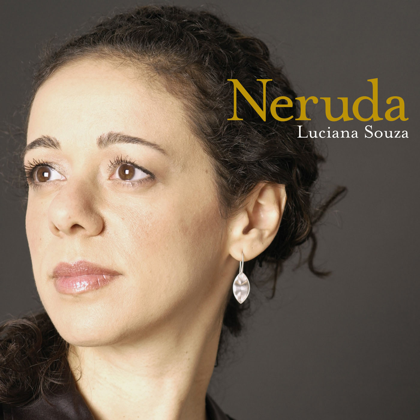 Neruda by Luciana Souza cover