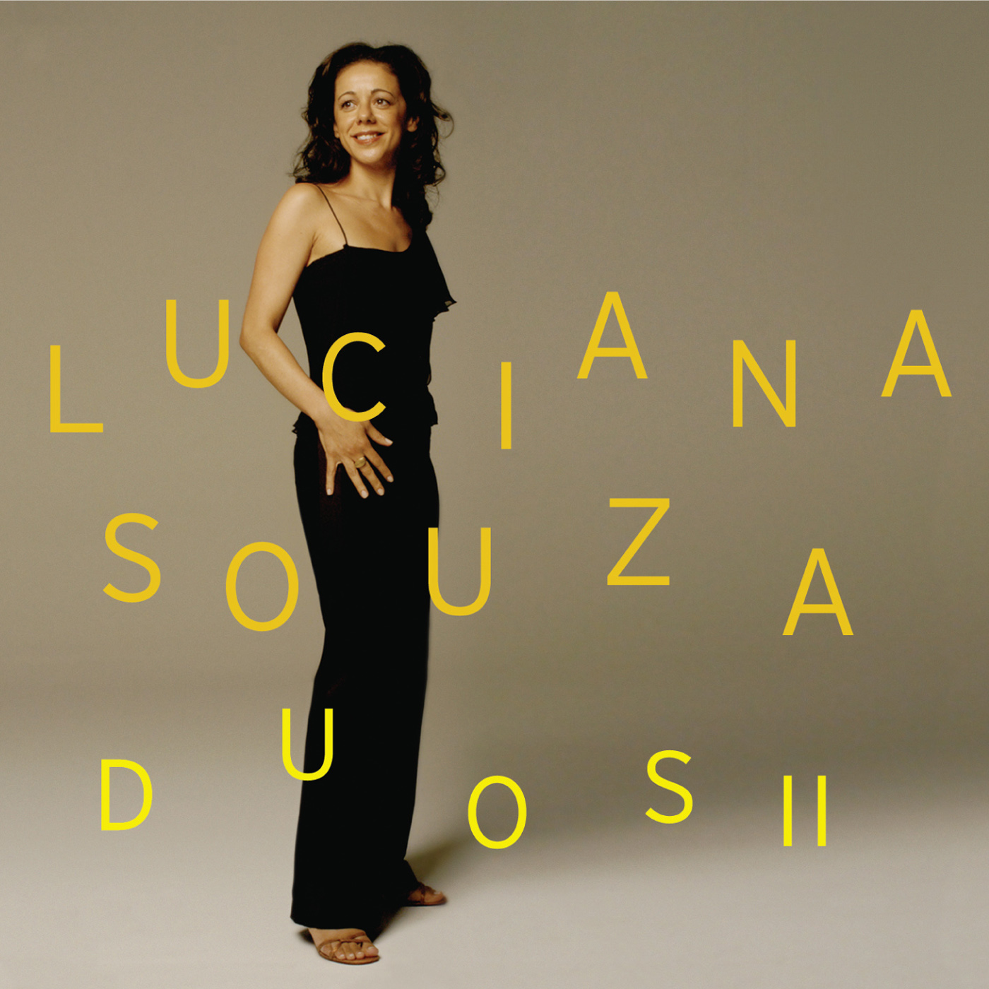 Duos II by Luciana Souza cover