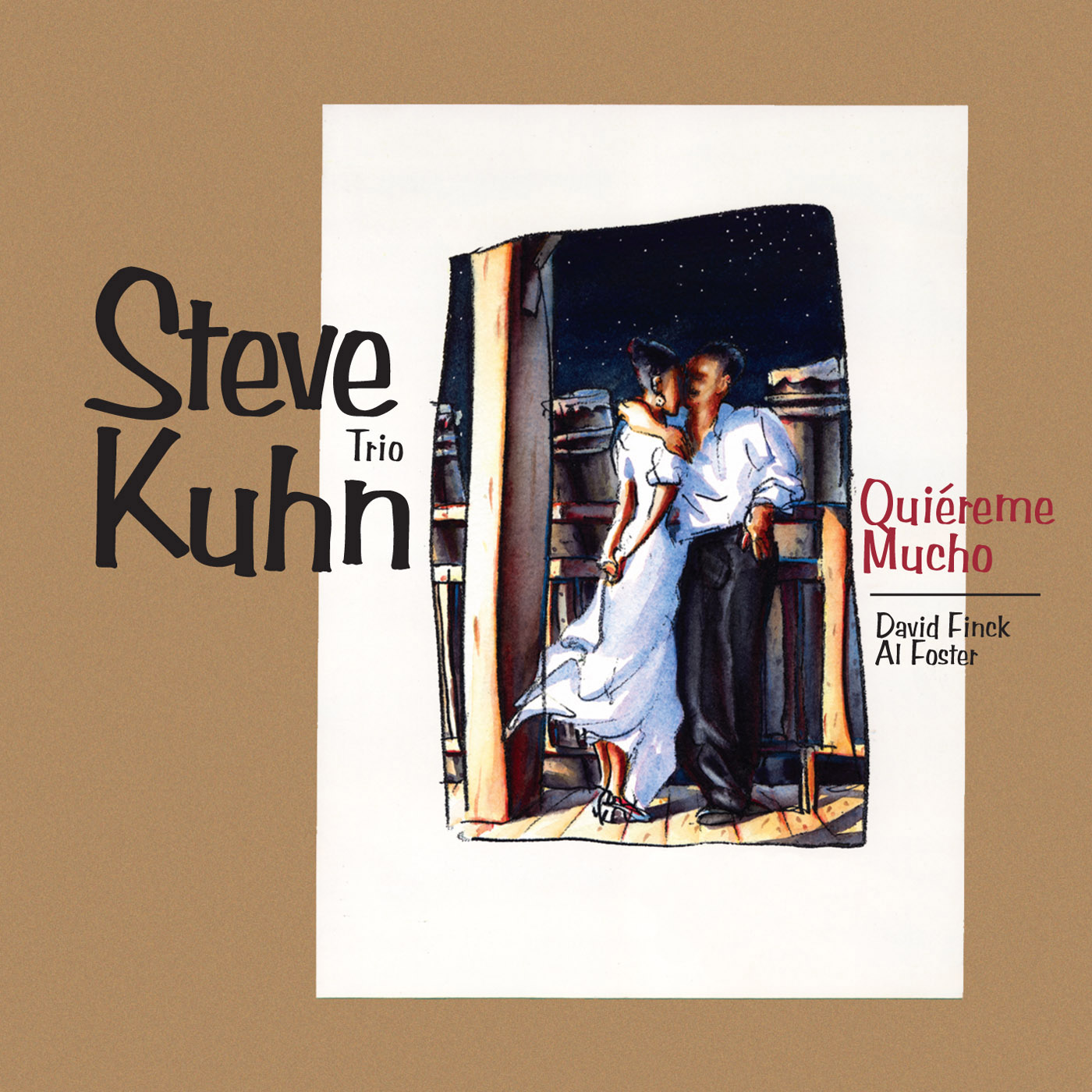 Quireme Mucho by Steve Kuhn cover