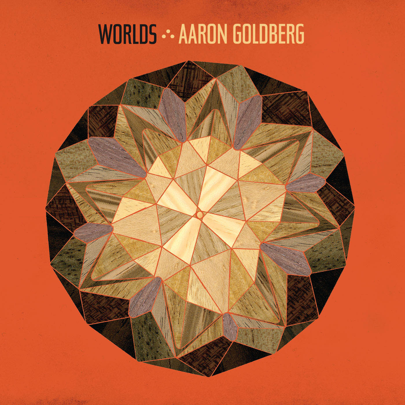 Worlds by Aron Goldberg cover
